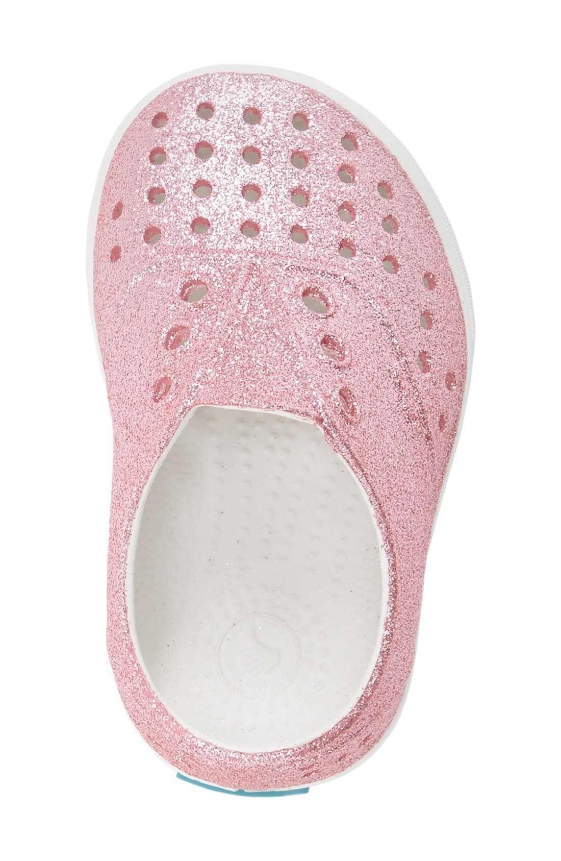 Miller Sparkly Perforated Slip-On,                             Alternate thumbnail 18, color,