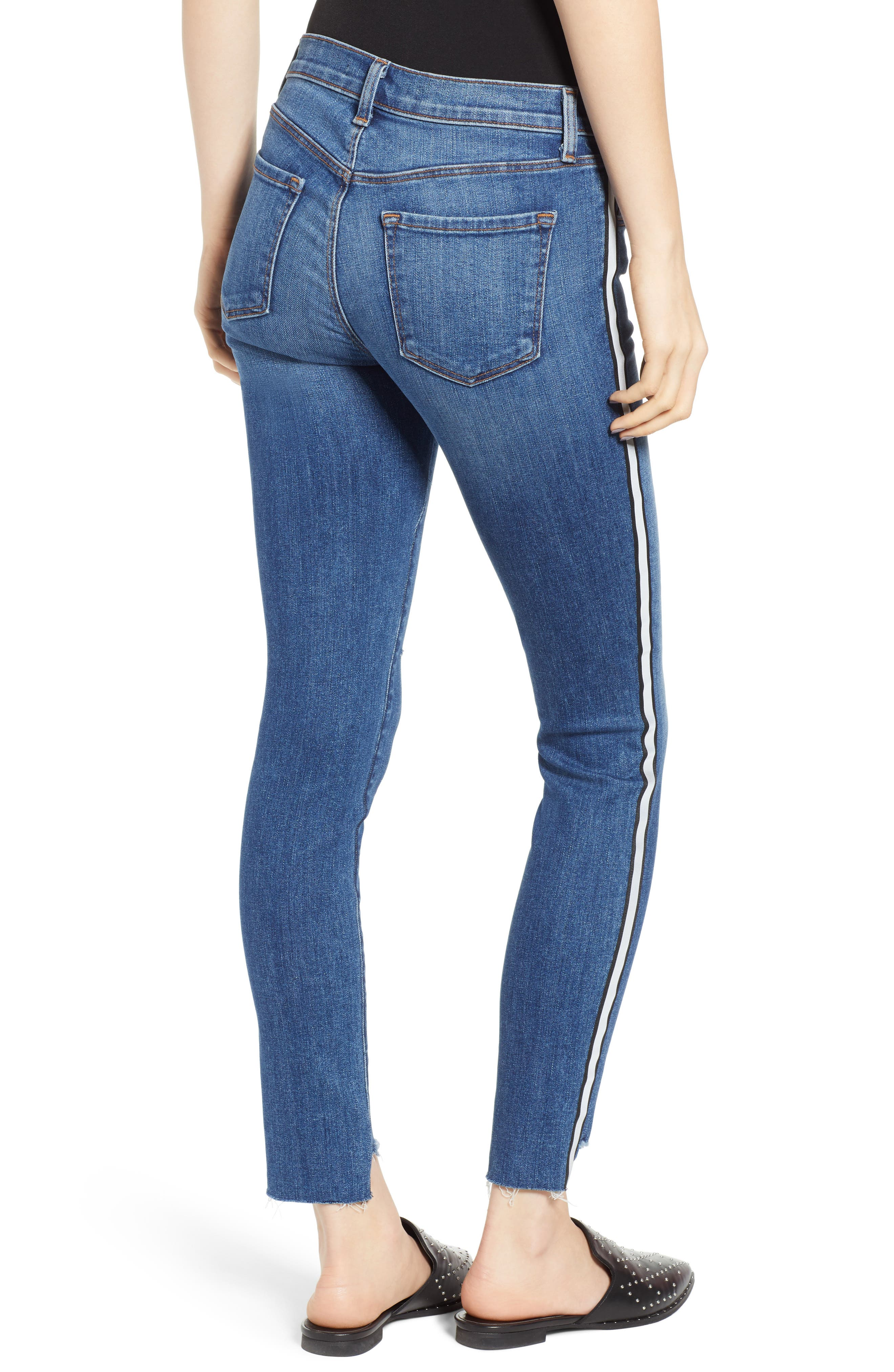 811 Skinny Jeans,                             Alternate thumbnail 2, color,                             REFLECTING