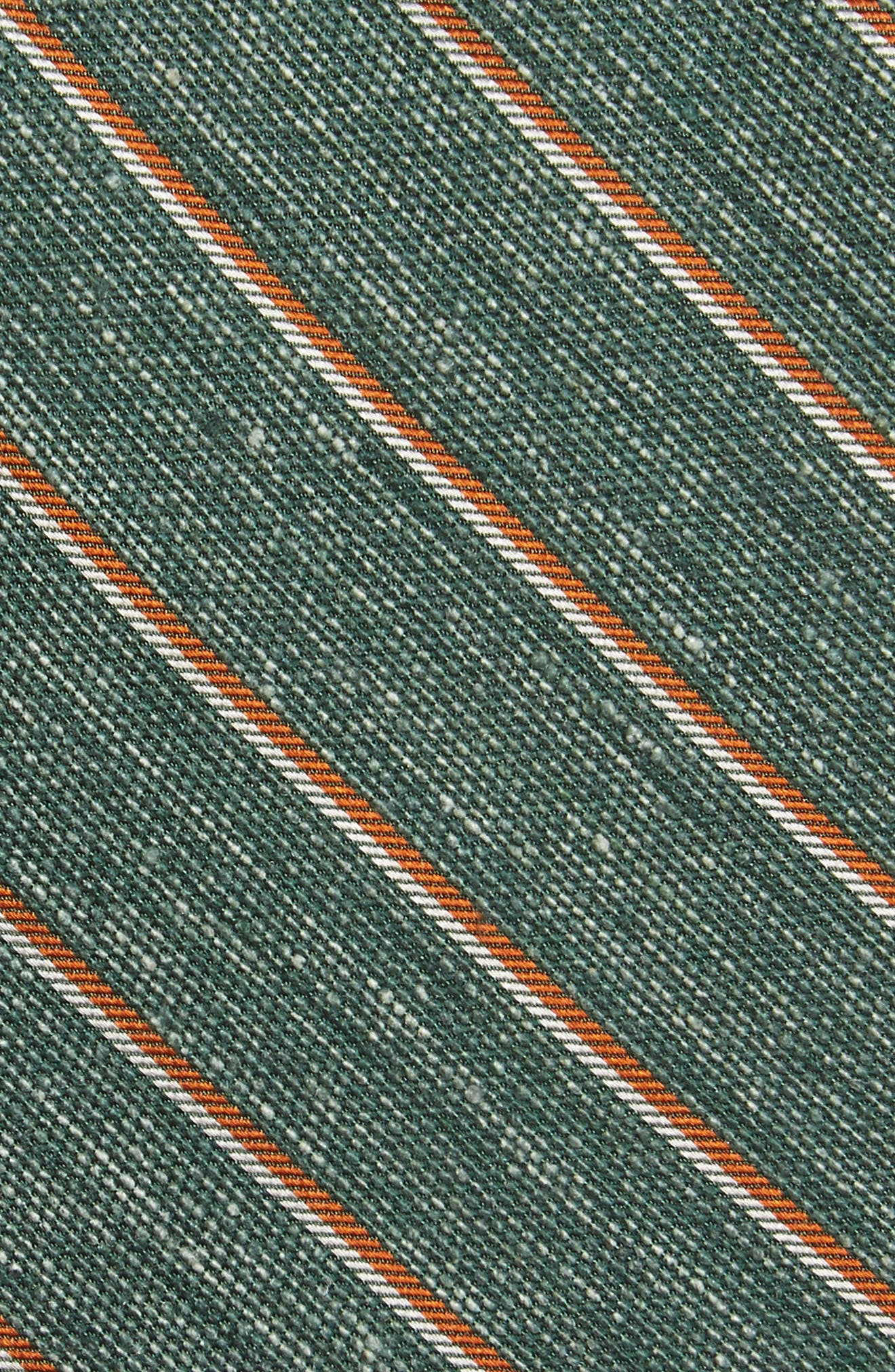 Pike Stripe Silk Skinny Tie,                             Alternate thumbnail 2, color,                             300