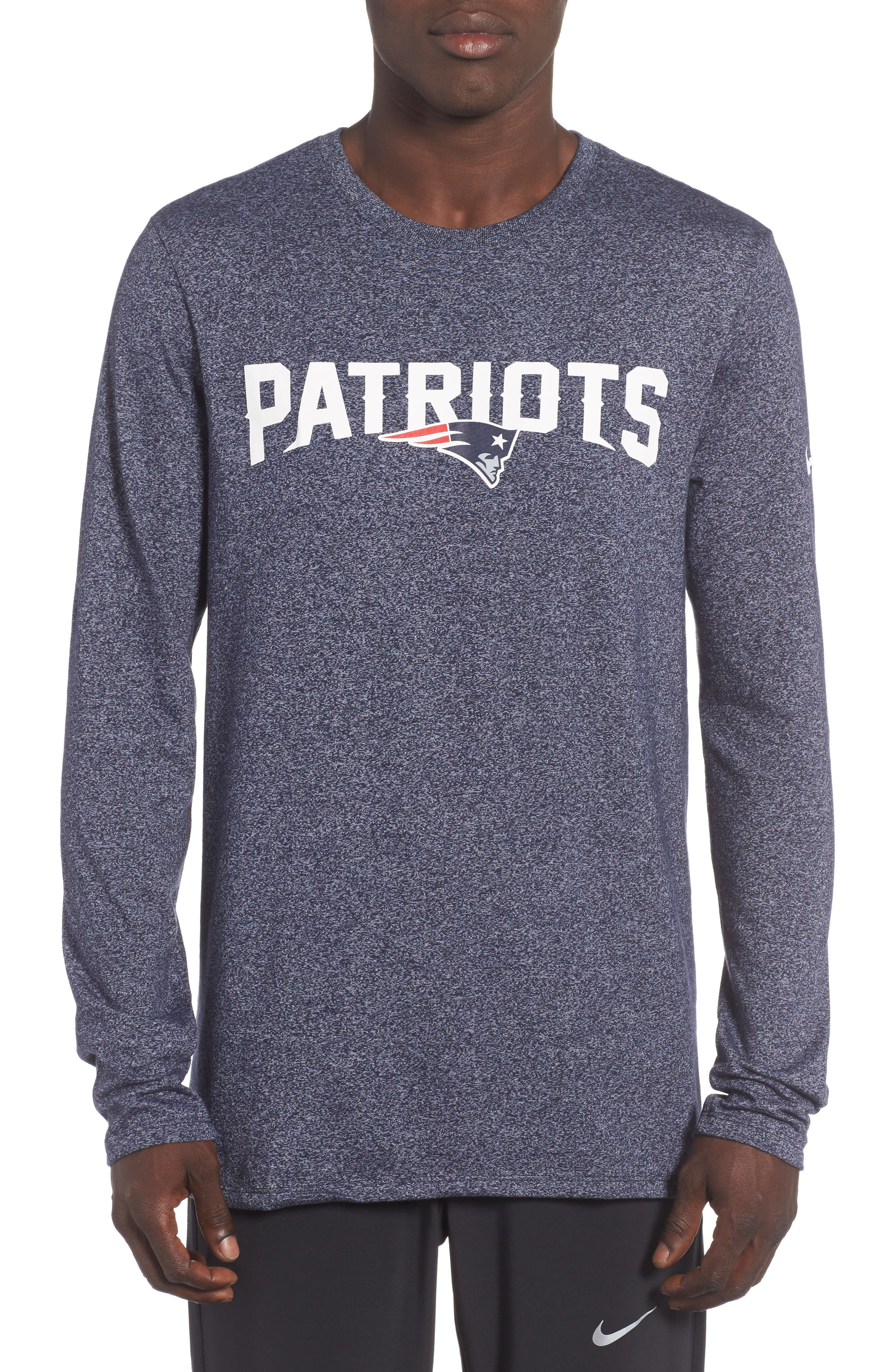 NFL Graphic Long Sleeve T-Shirt,                             Main thumbnail 4, color,