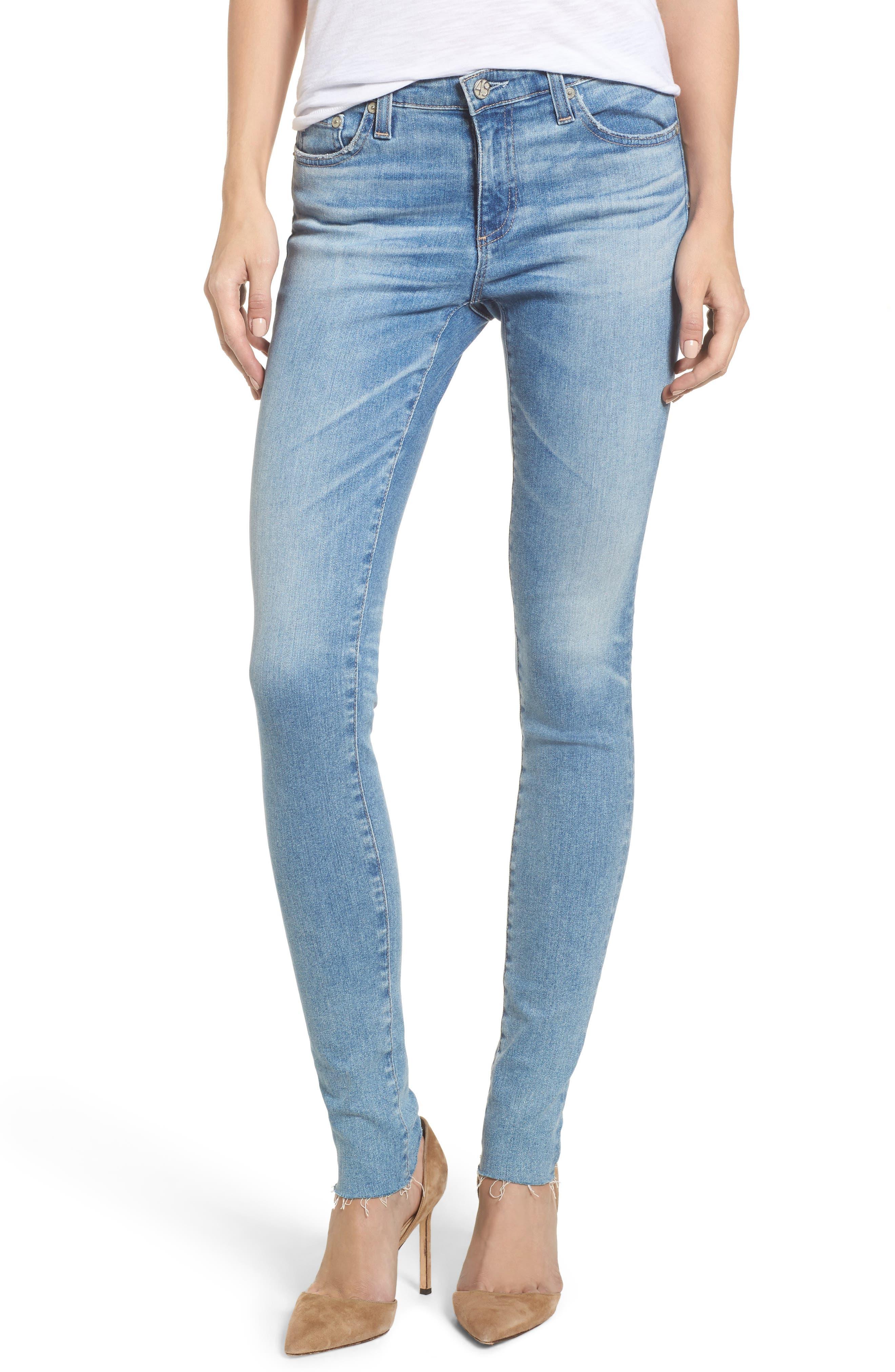 The Legging Super Skinny Jeans,                             Main thumbnail 1, color,