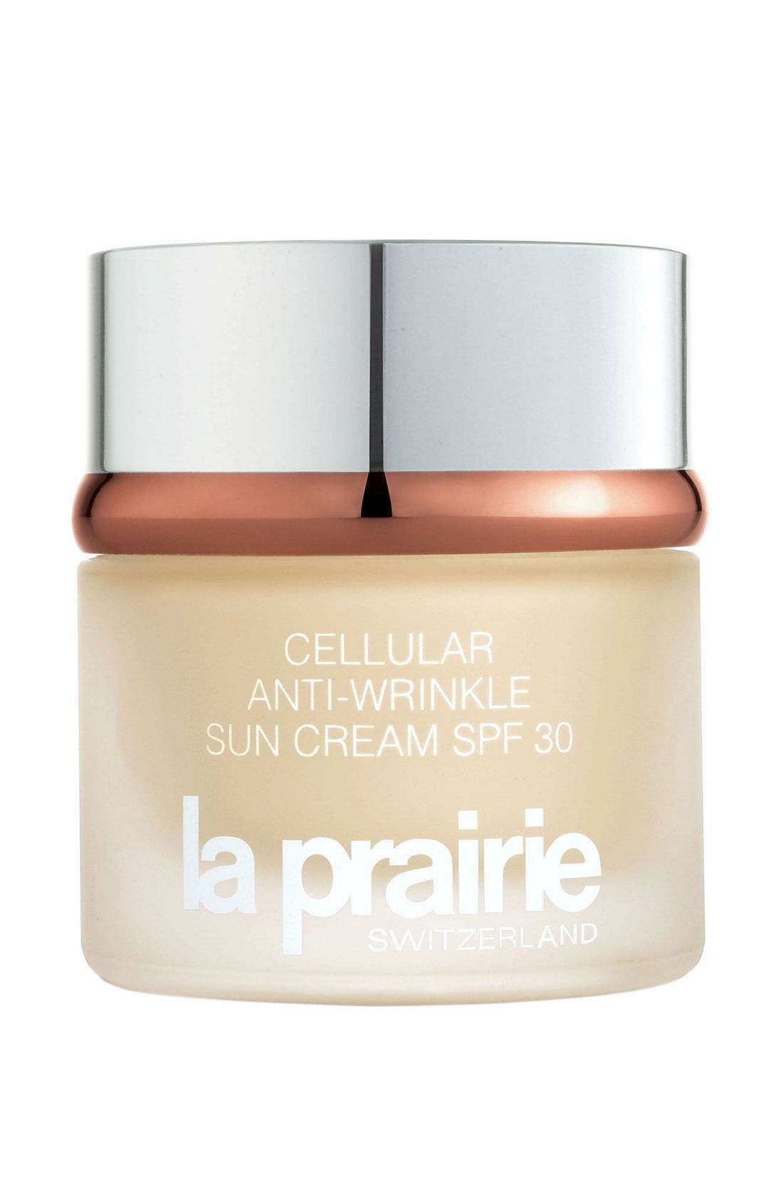 Cellular Anti-Wrinkle Sun Cream SPF 30,                             Main thumbnail 1, color,                             000