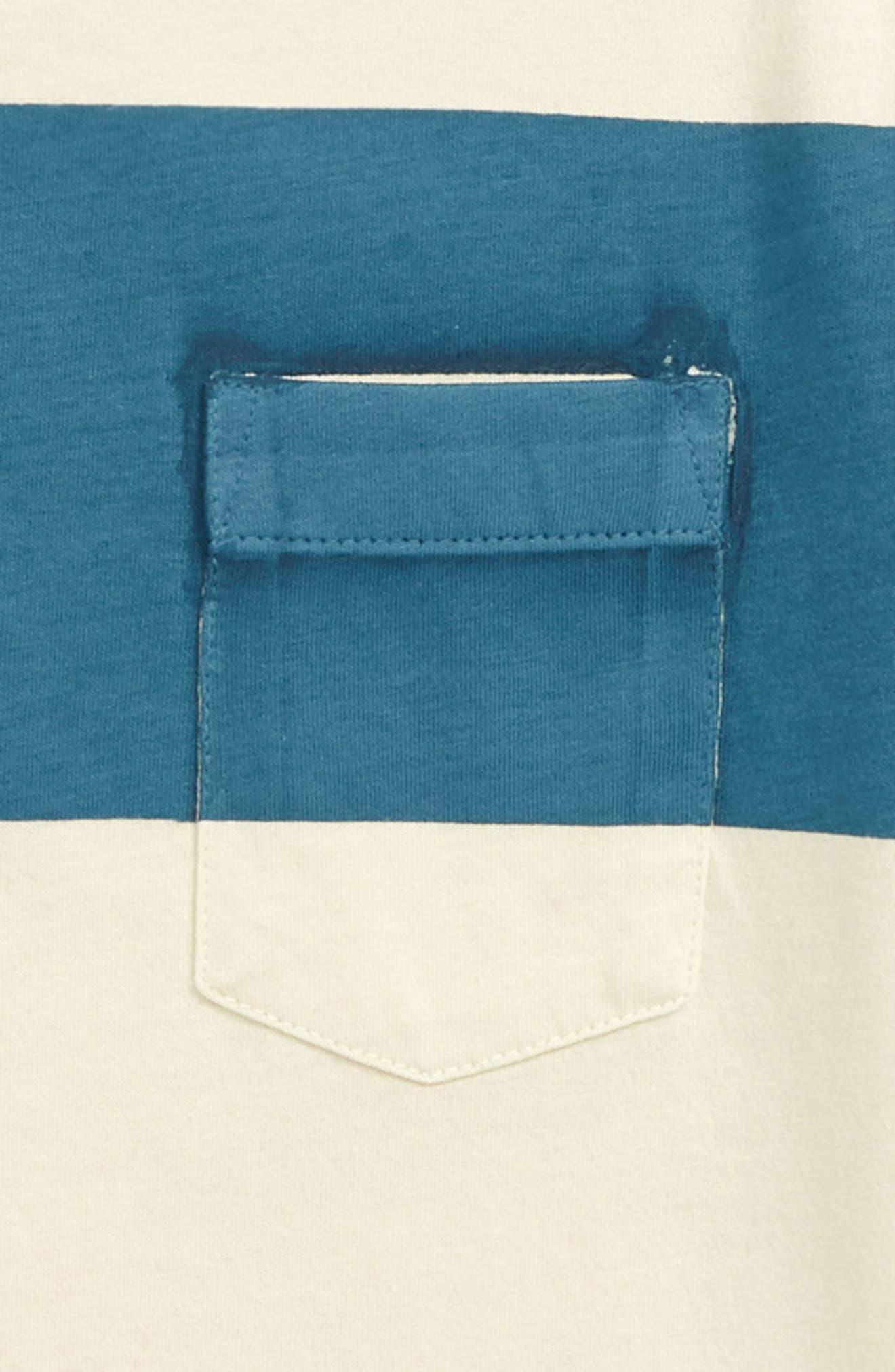 Sobu Lines Pocket T-Shirt,                             Alternate thumbnail 2, color,                             400