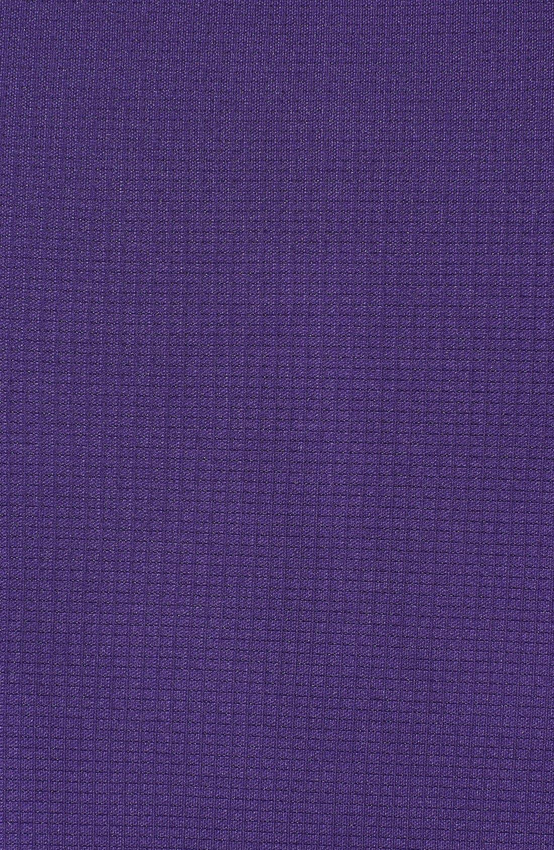 Minnesota Vikings - Genre DryTec Moisture Wicking Polo,                             Alternate thumbnail 4, color,