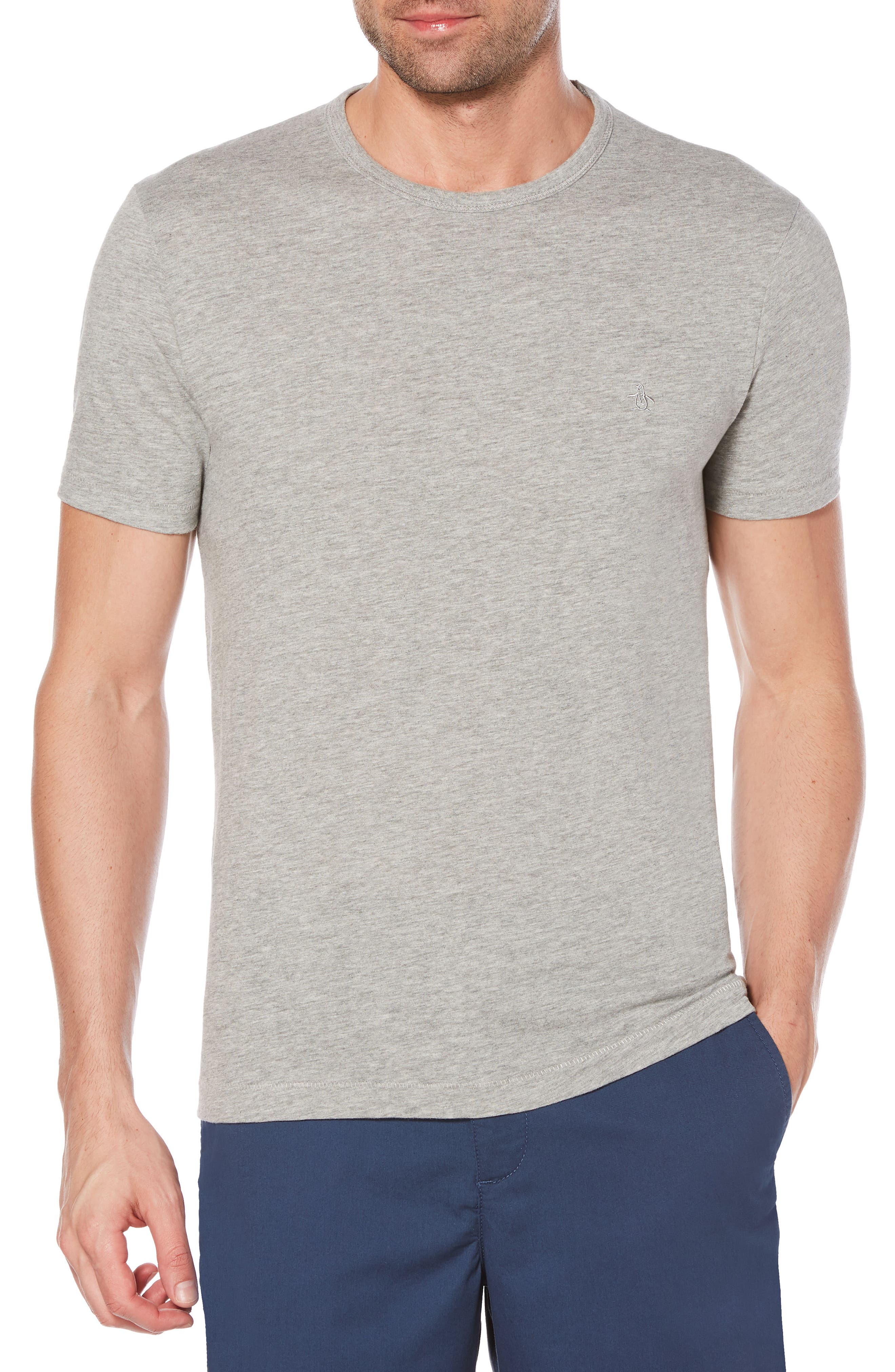 Heritage Slim Slub T-Shirt,                             Main thumbnail 1, color,                             080