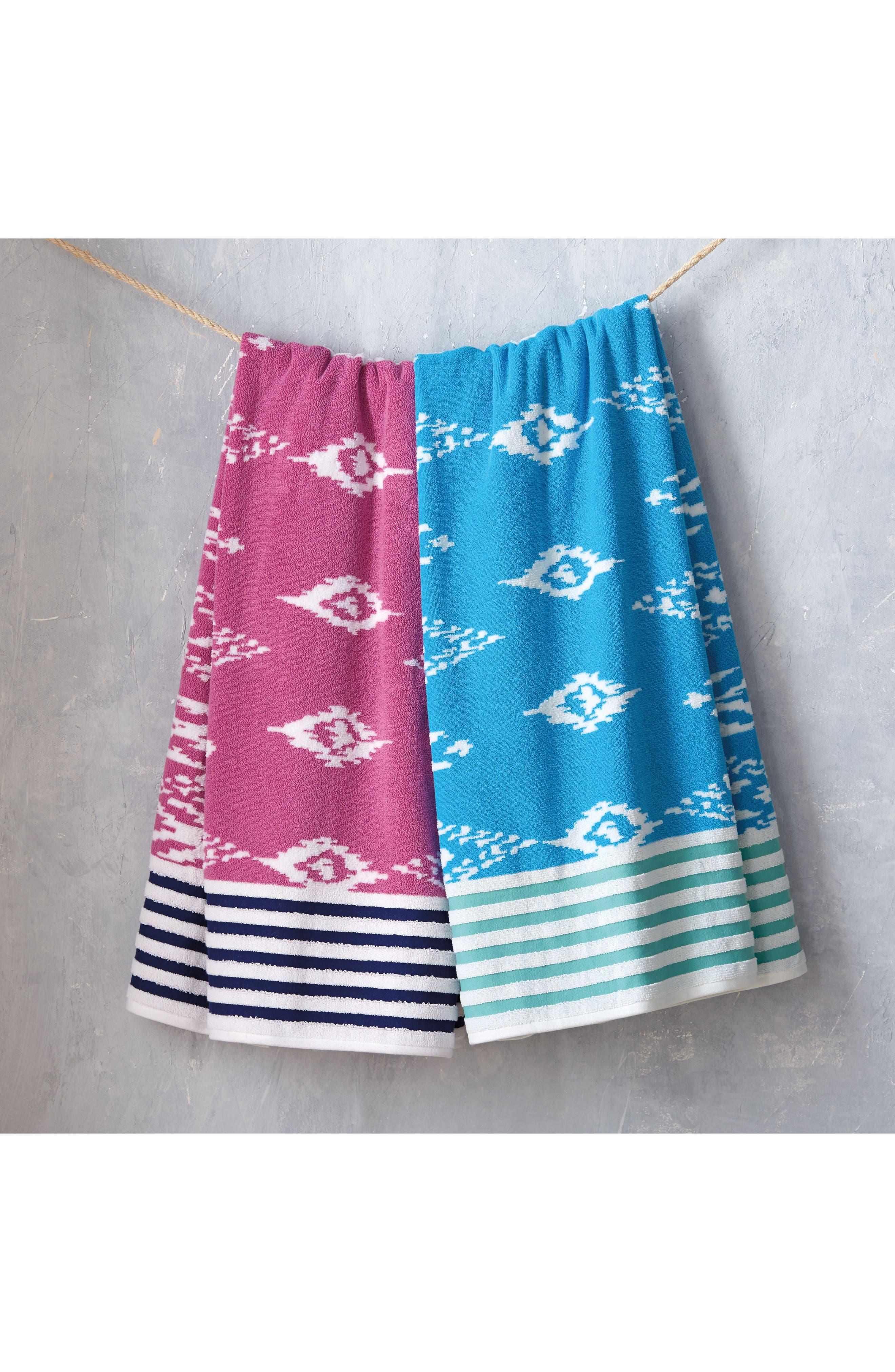 Dita Resort Towel,                             Alternate thumbnail 3, color,                             500