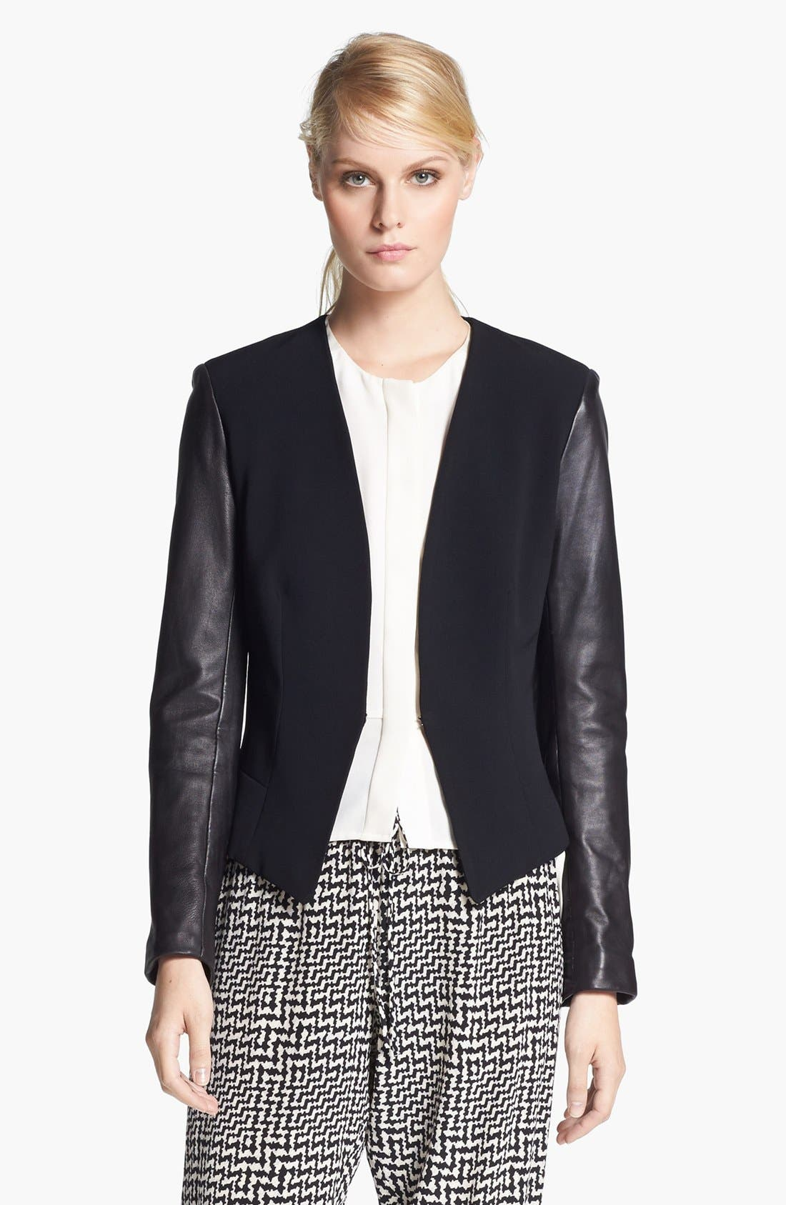 'Pascal' Blazer,                         Main,                         color, 001