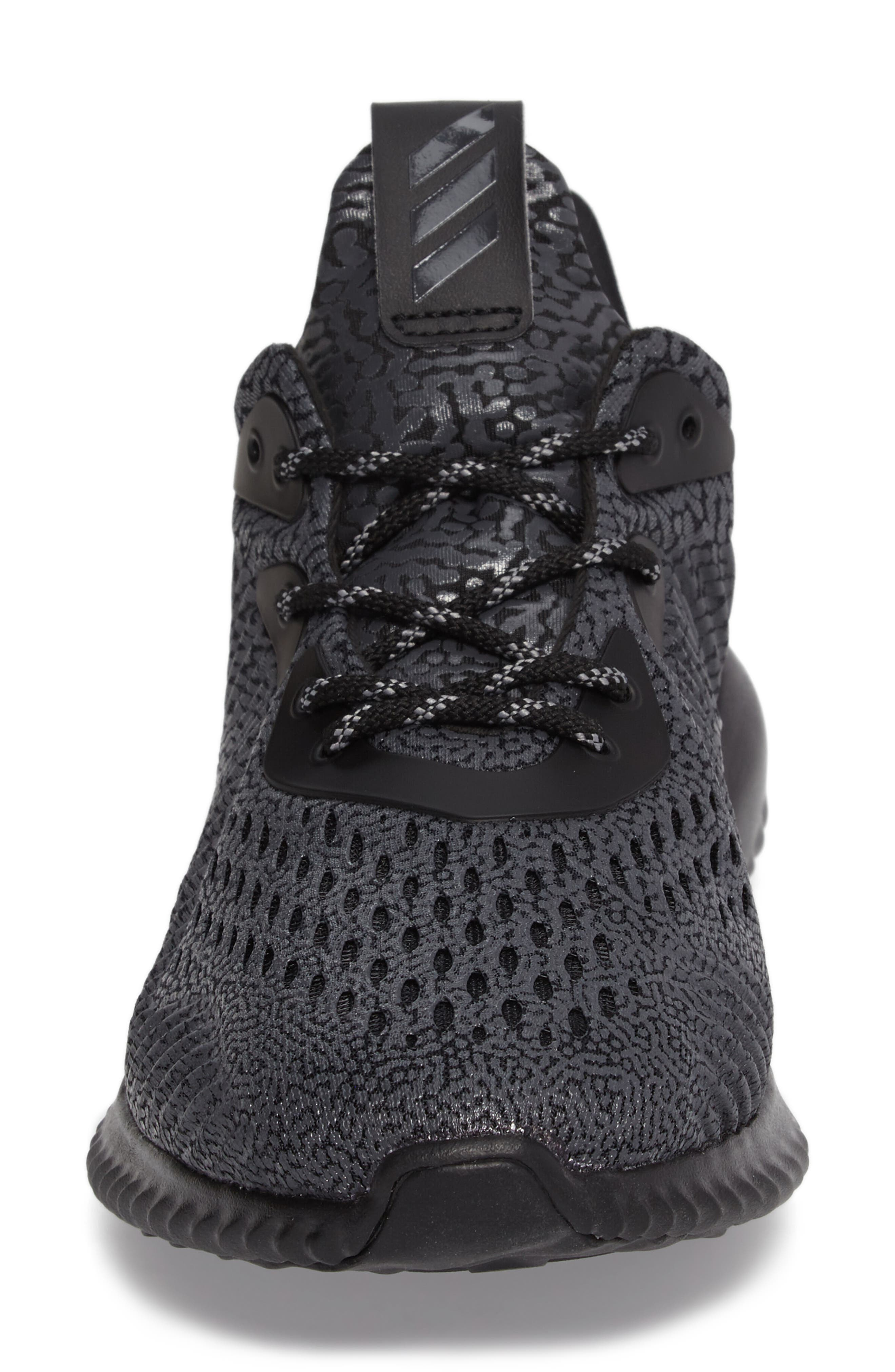 AlphaBounce Aramis Sneaker,                             Alternate thumbnail 4, color,                             001