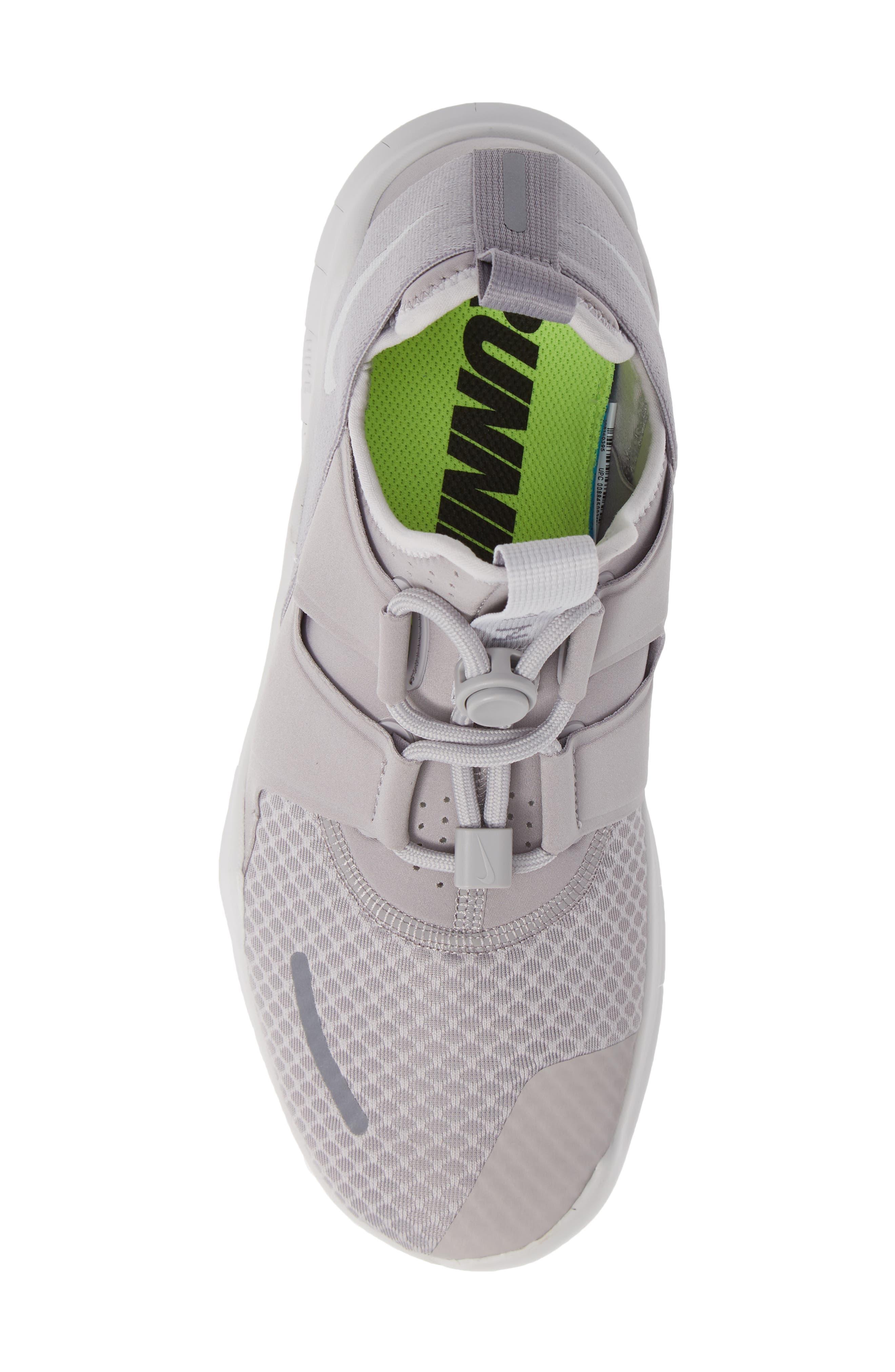 Free RN Commuter 2018 Running Shoe,                             Alternate thumbnail 5, color,                             ATMOSPHERE GREY/ VAST GREY
