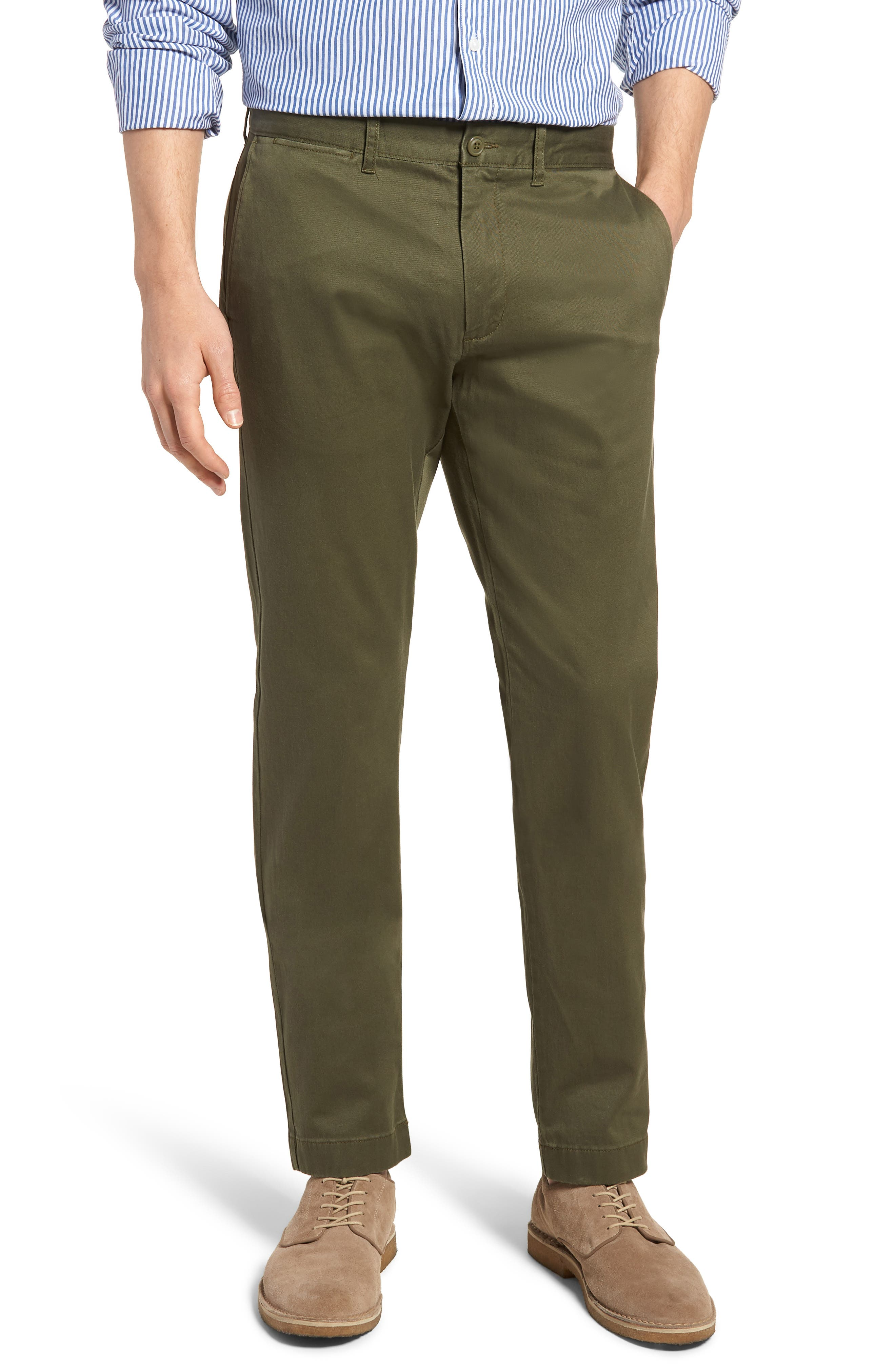 484 Slim Fit Stretch Chino Pants,                             Main thumbnail 8, color,