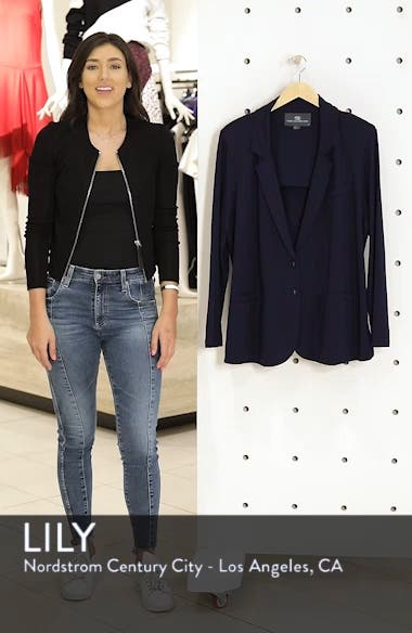Knit Blazer, sales video thumbnail