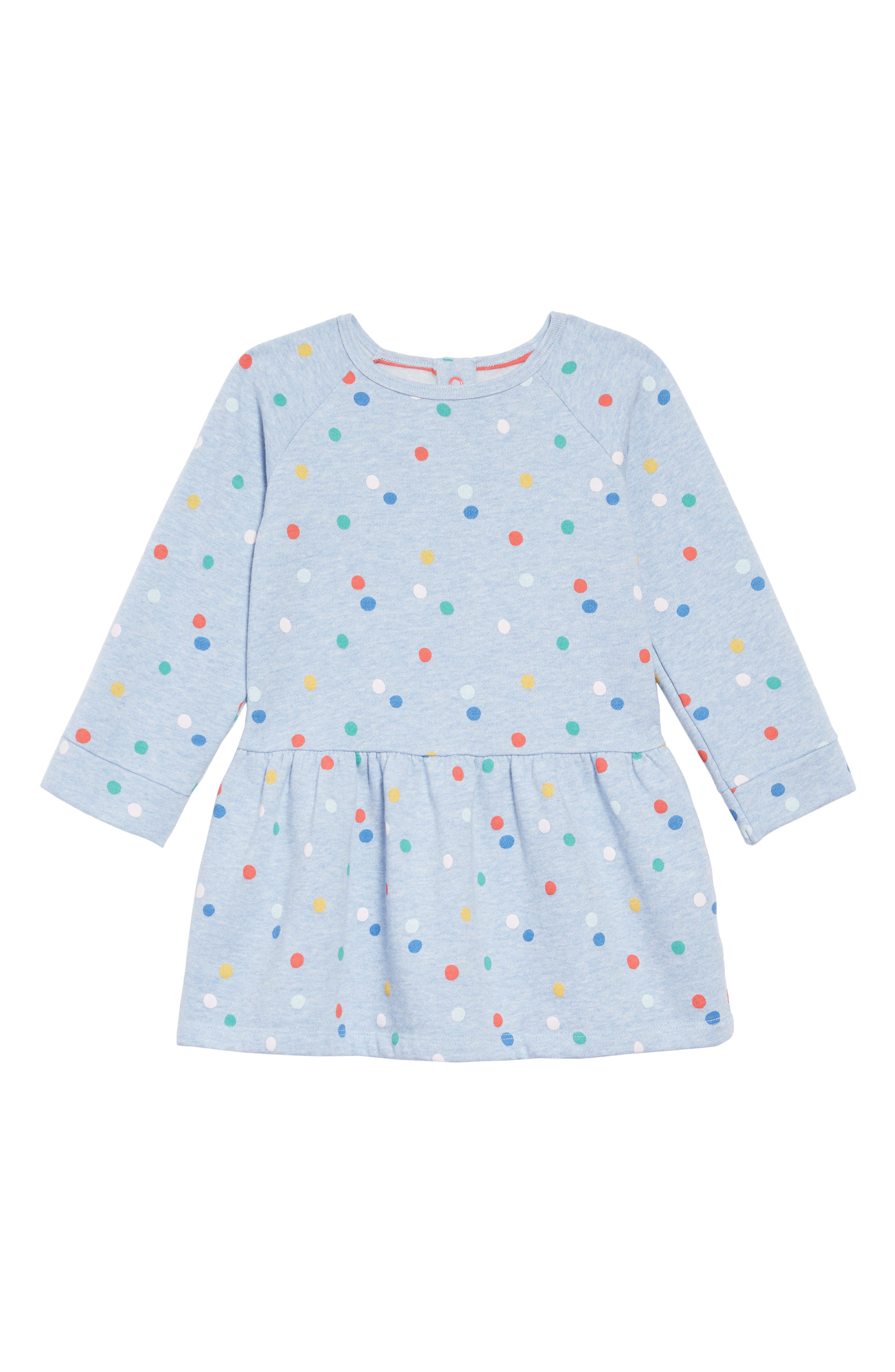 Colorful Cozy Dress,                             Main thumbnail 1, color,                             MUL MULTI PAINTED SPOT