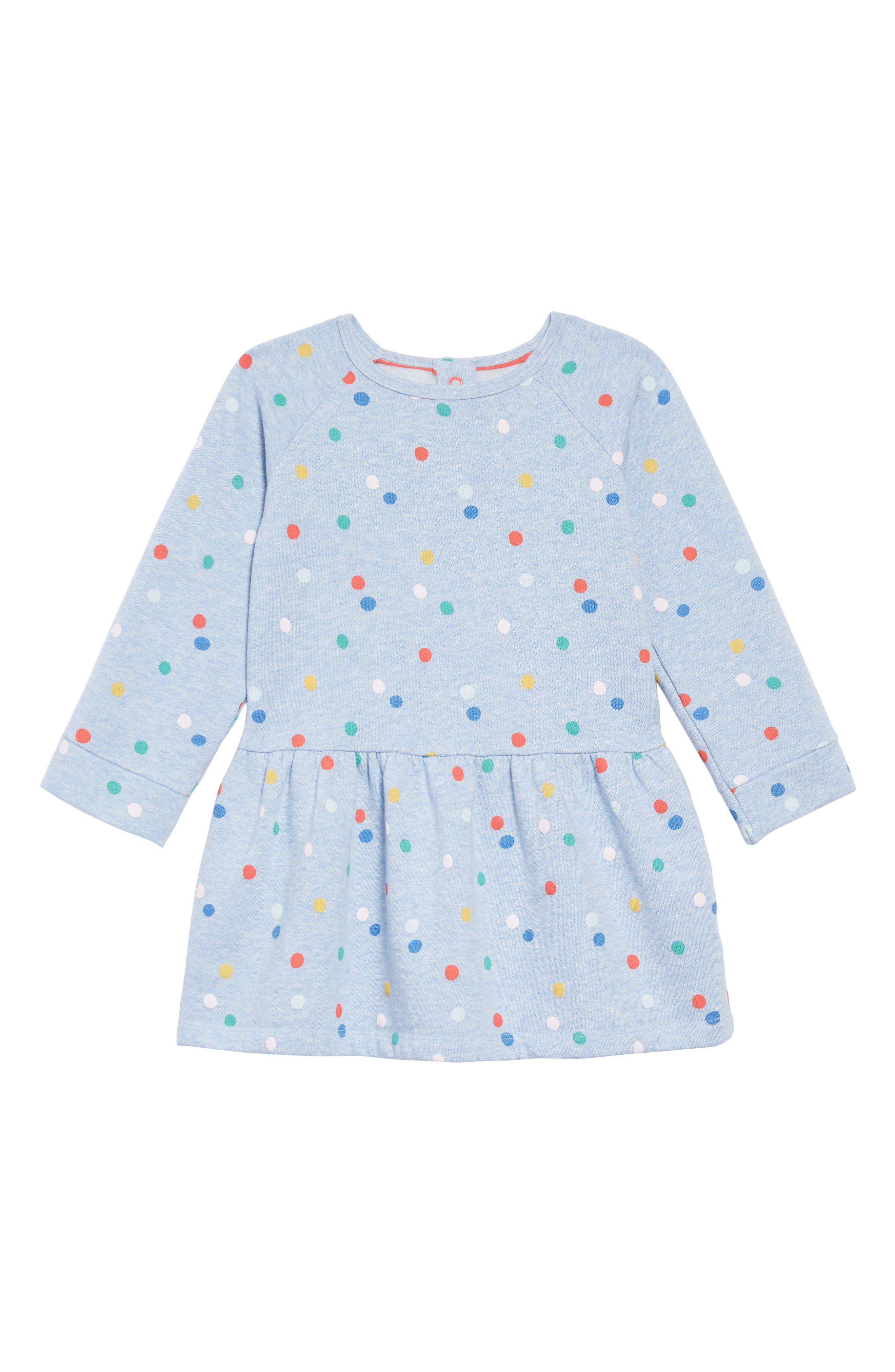 Colorful Cozy Dress, Main, color, MUL MULTI PAINTED SPOT