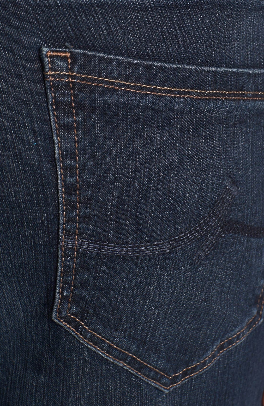 Charisma Relaxed Fit Jeans,                             Alternate thumbnail 3, color,                             DARK COMFORT