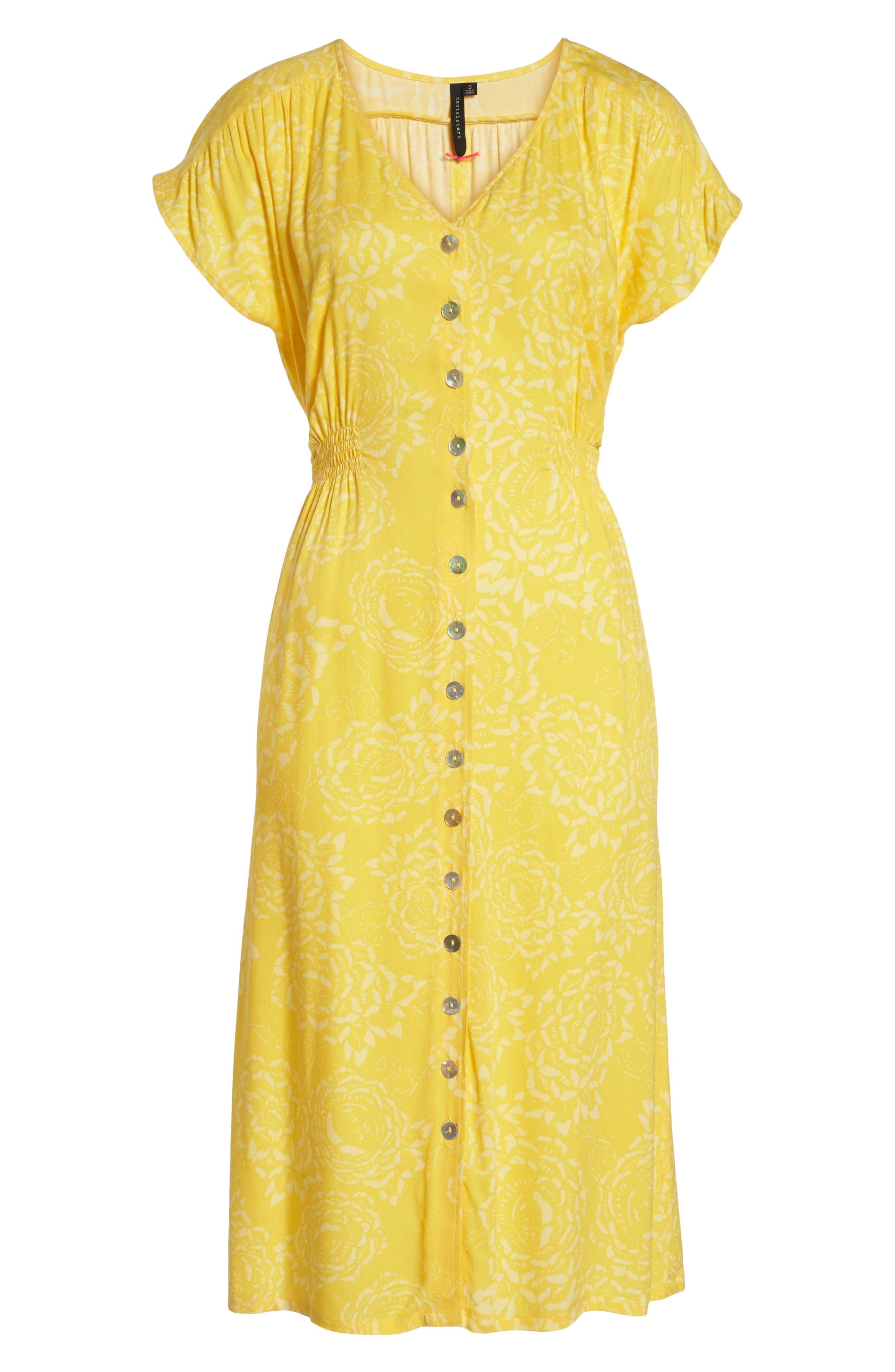 Lido Front Button Sheath Dress,                             Alternate thumbnail 7, color,                             707