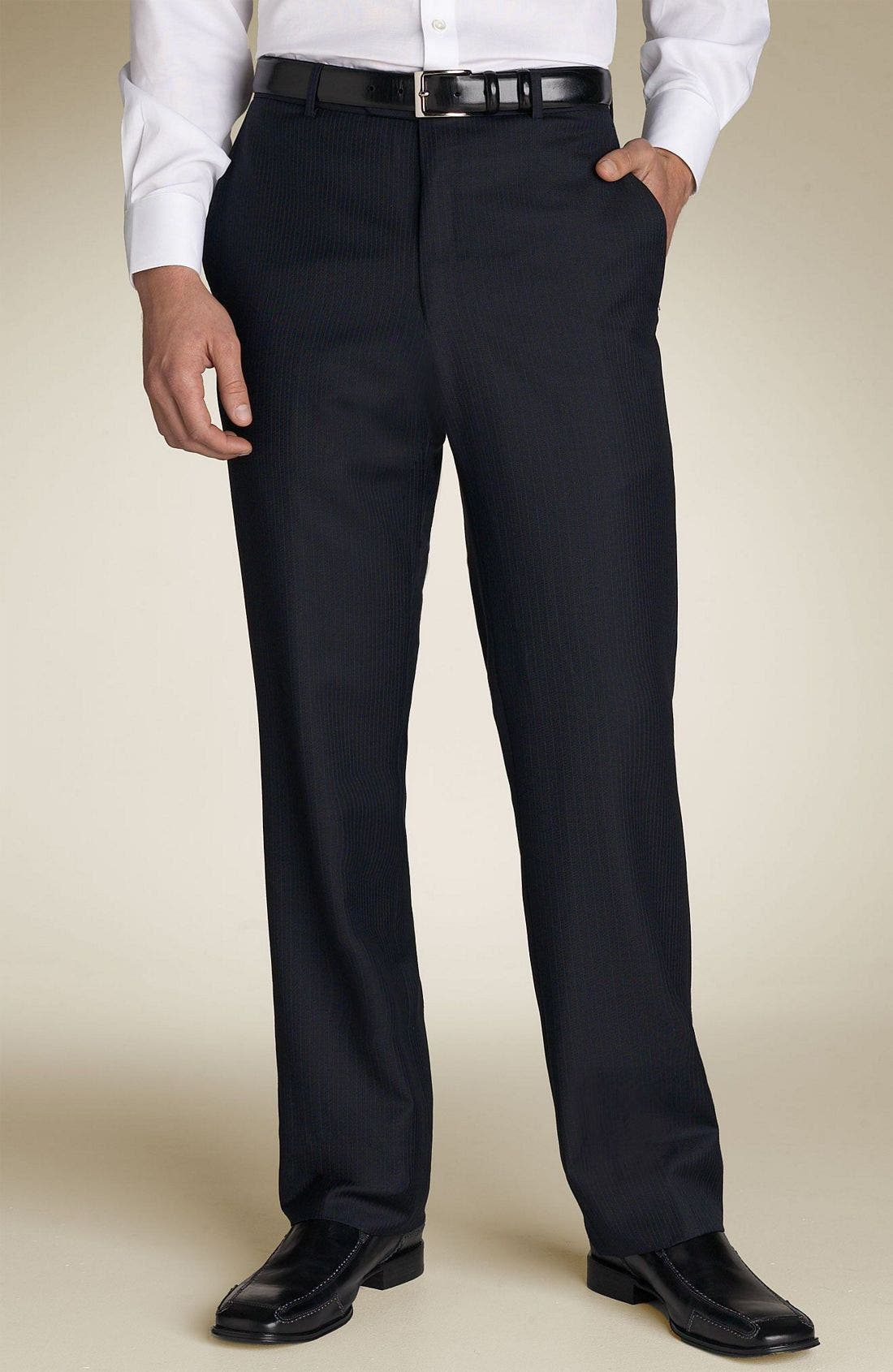 JOHN VARVATOS STAR USA,                             'Sullivan' Suit,                             Alternate thumbnail 2, color,                             NAV