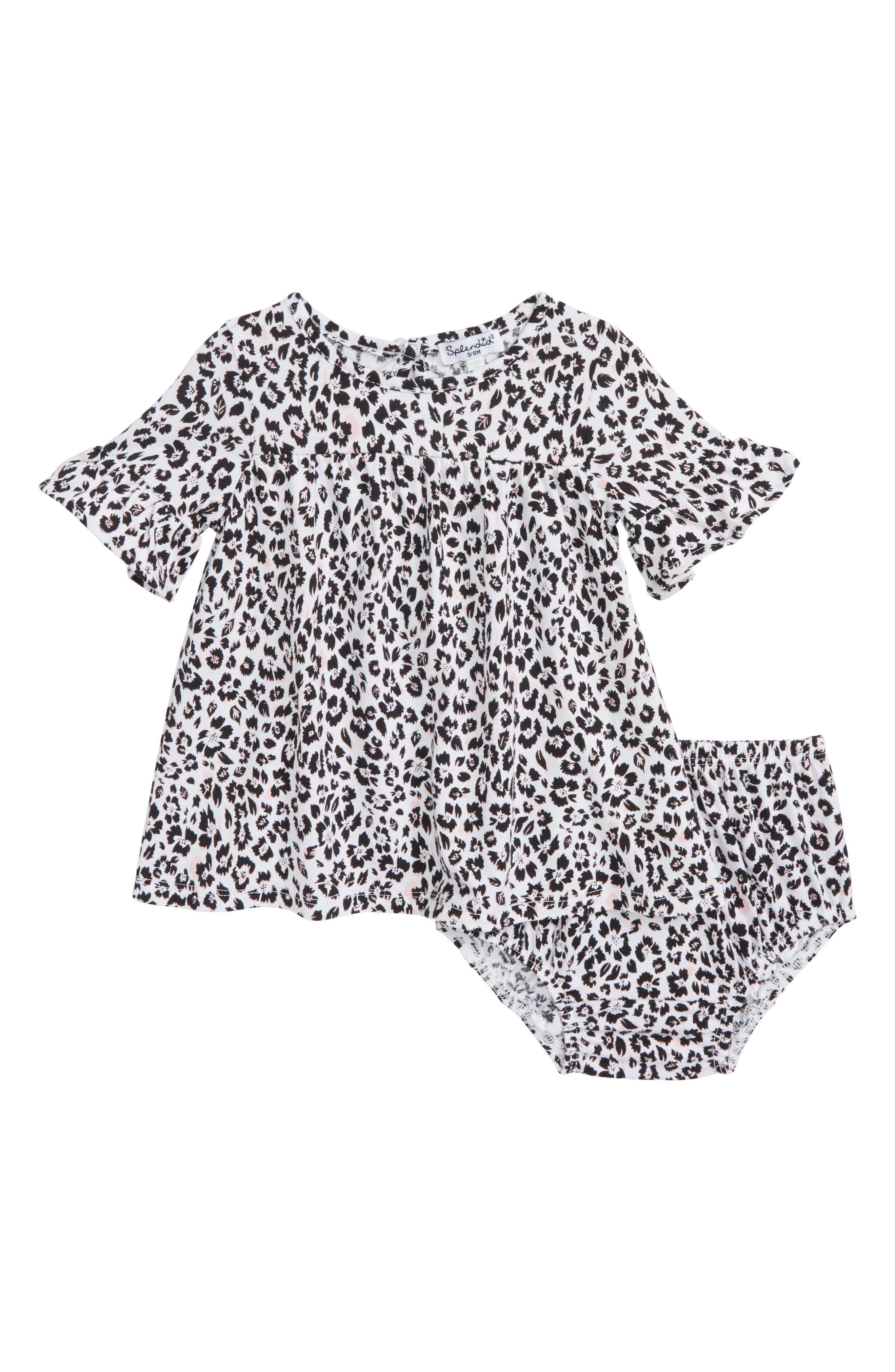 Voile Dress,                             Main thumbnail 1, color,