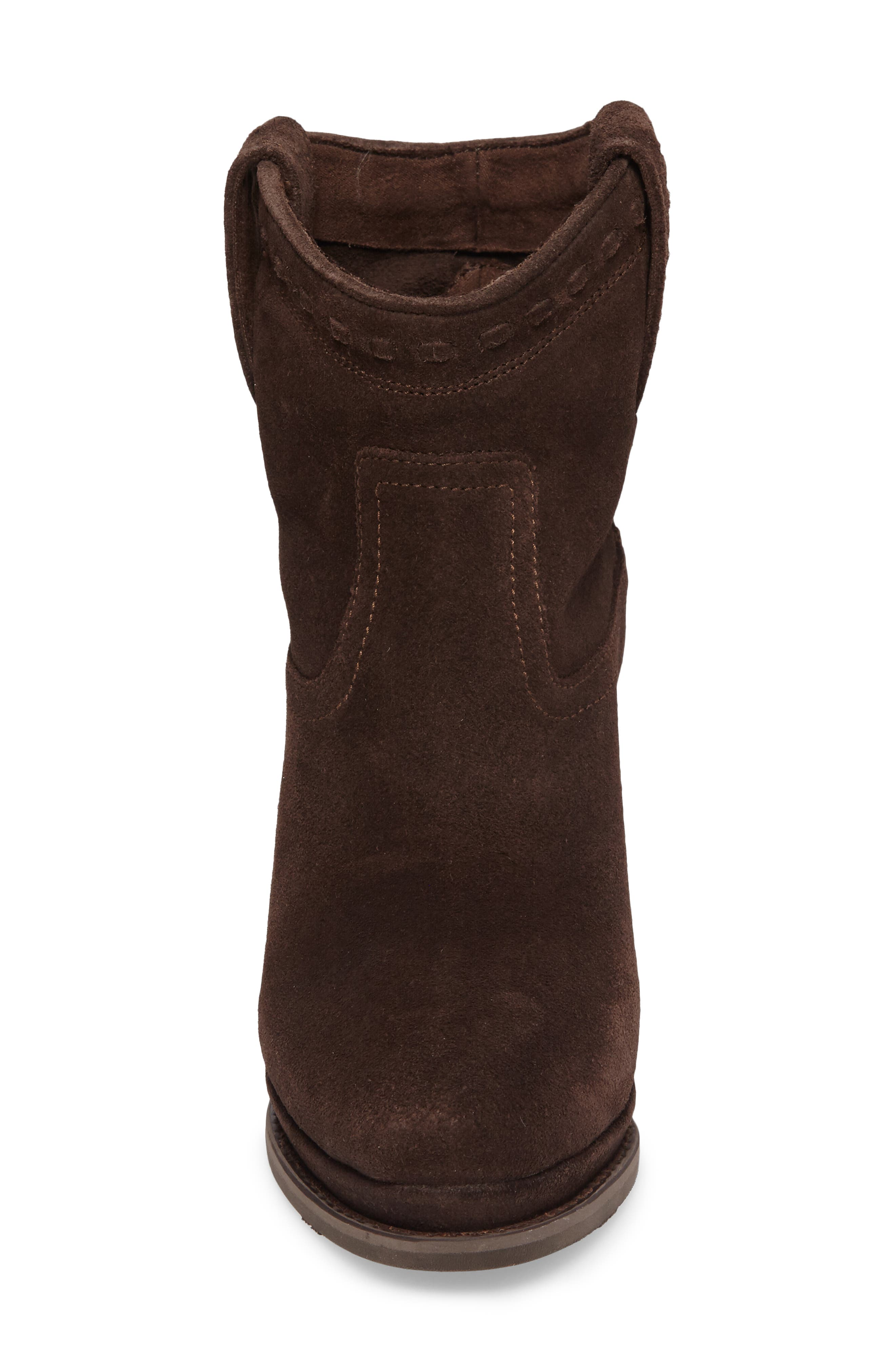 Broadway Western Wedge Boot,                             Alternate thumbnail 4, color,                             200