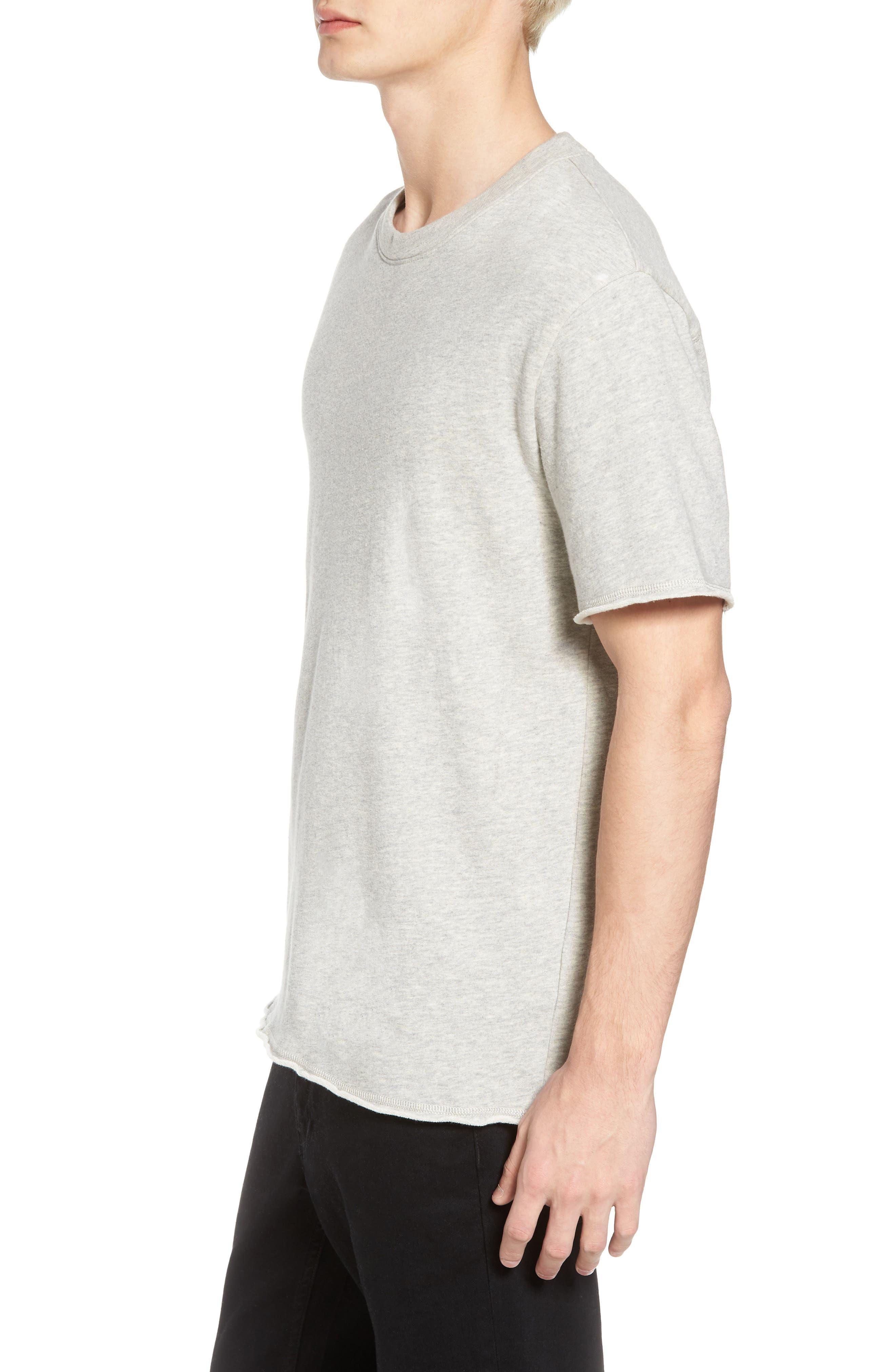 Towel T-Shirt,                             Alternate thumbnail 3, color,                             050