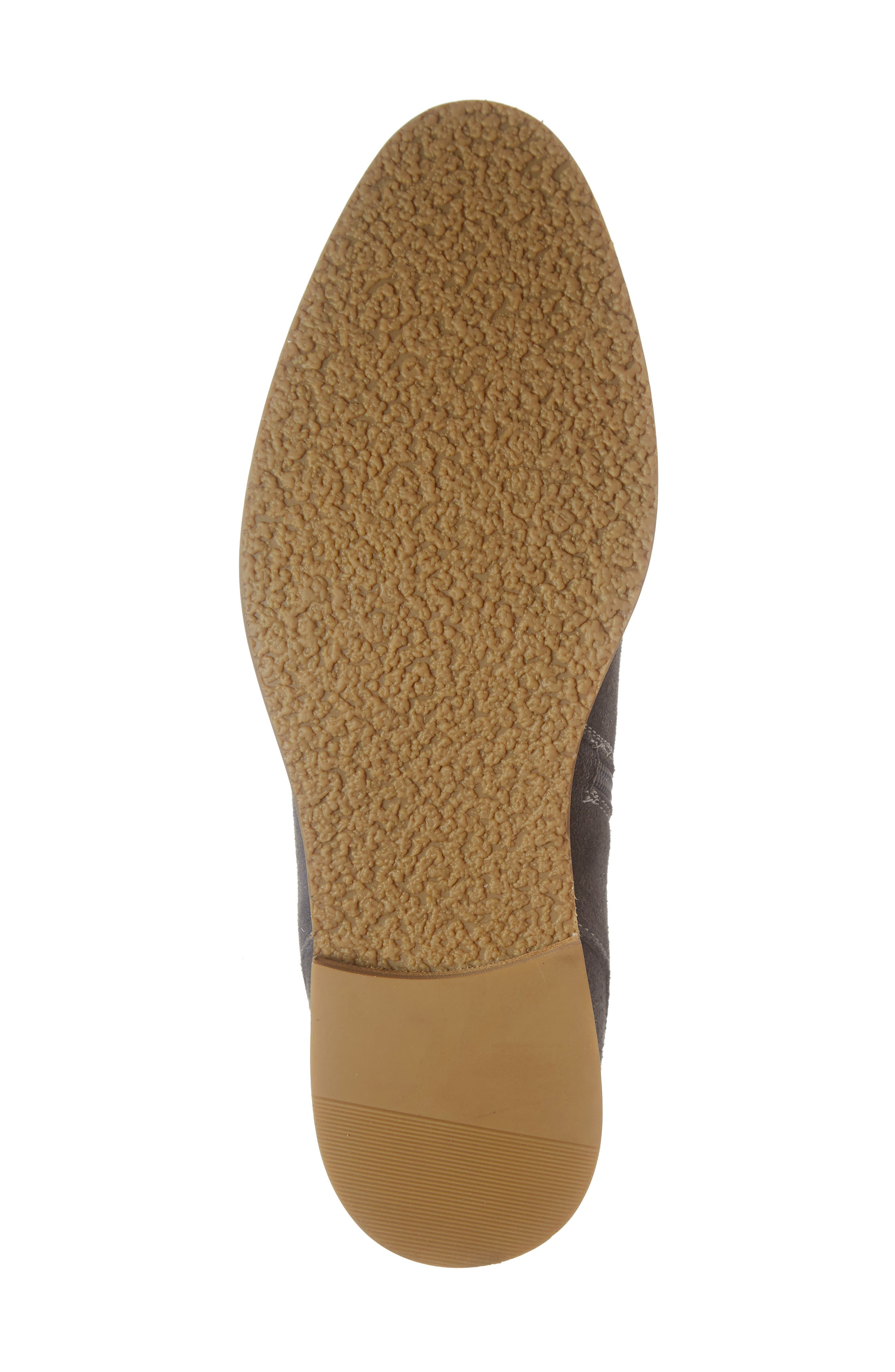 Brighton Chelsea Zip Boot,                             Alternate thumbnail 6, color,                             GREY