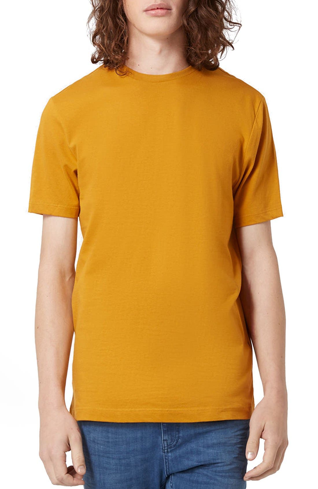 Slim Fit Crewneck T-Shirt,                             Main thumbnail 92, color,