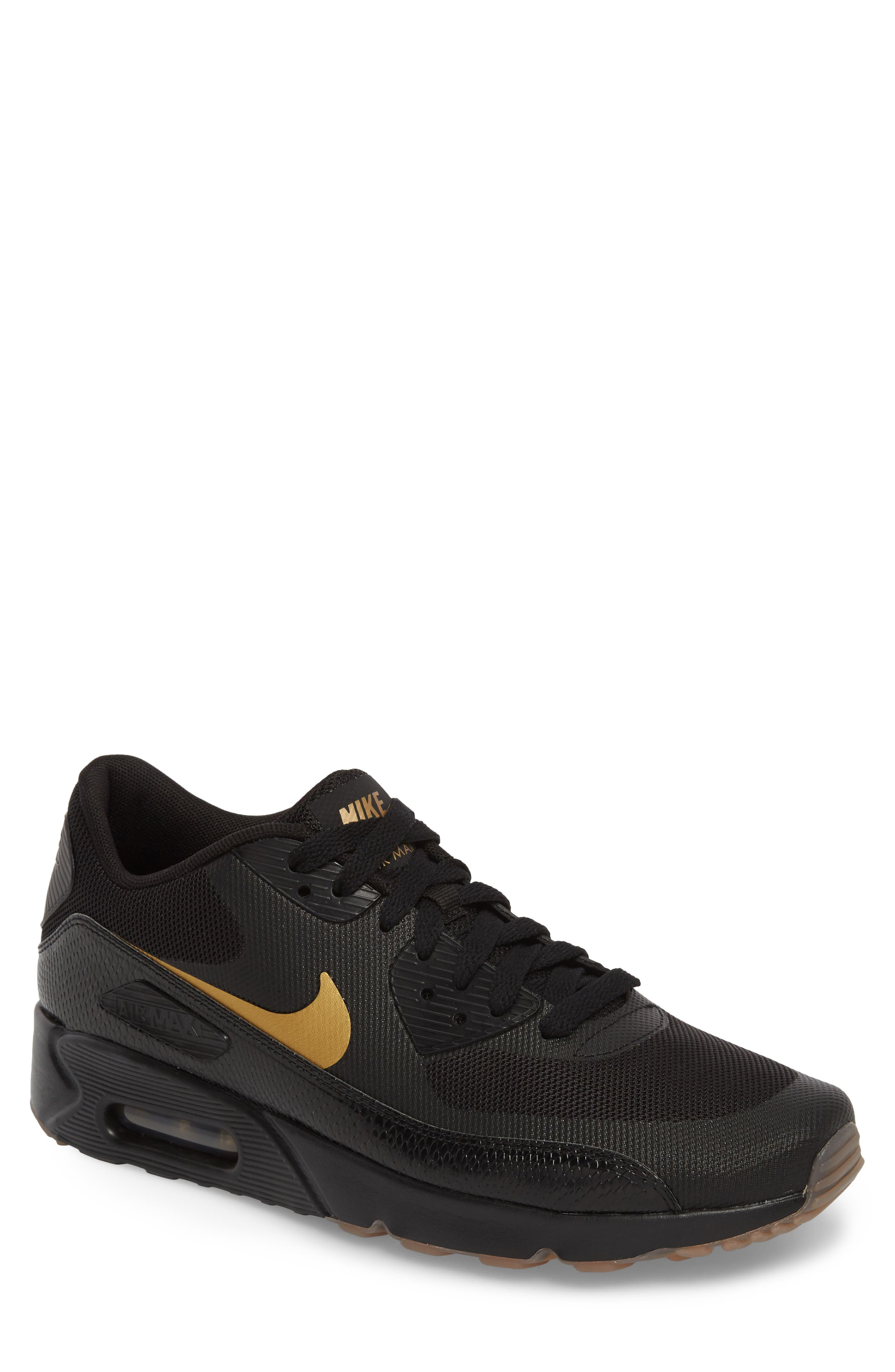 Air Max 90 Ultra 2.0 Essential Sneaker,                             Main thumbnail 1, color,                             016