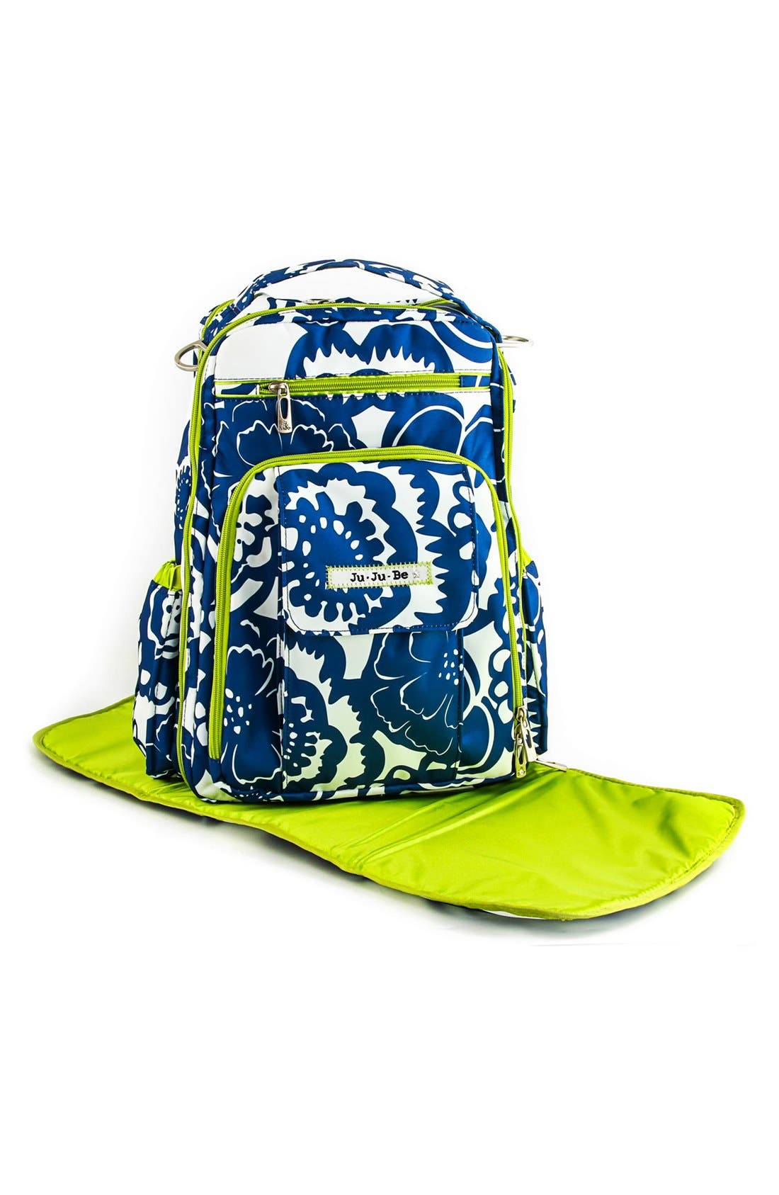 'Be Right Back' Diaper Backpack,                             Alternate thumbnail 85, color,