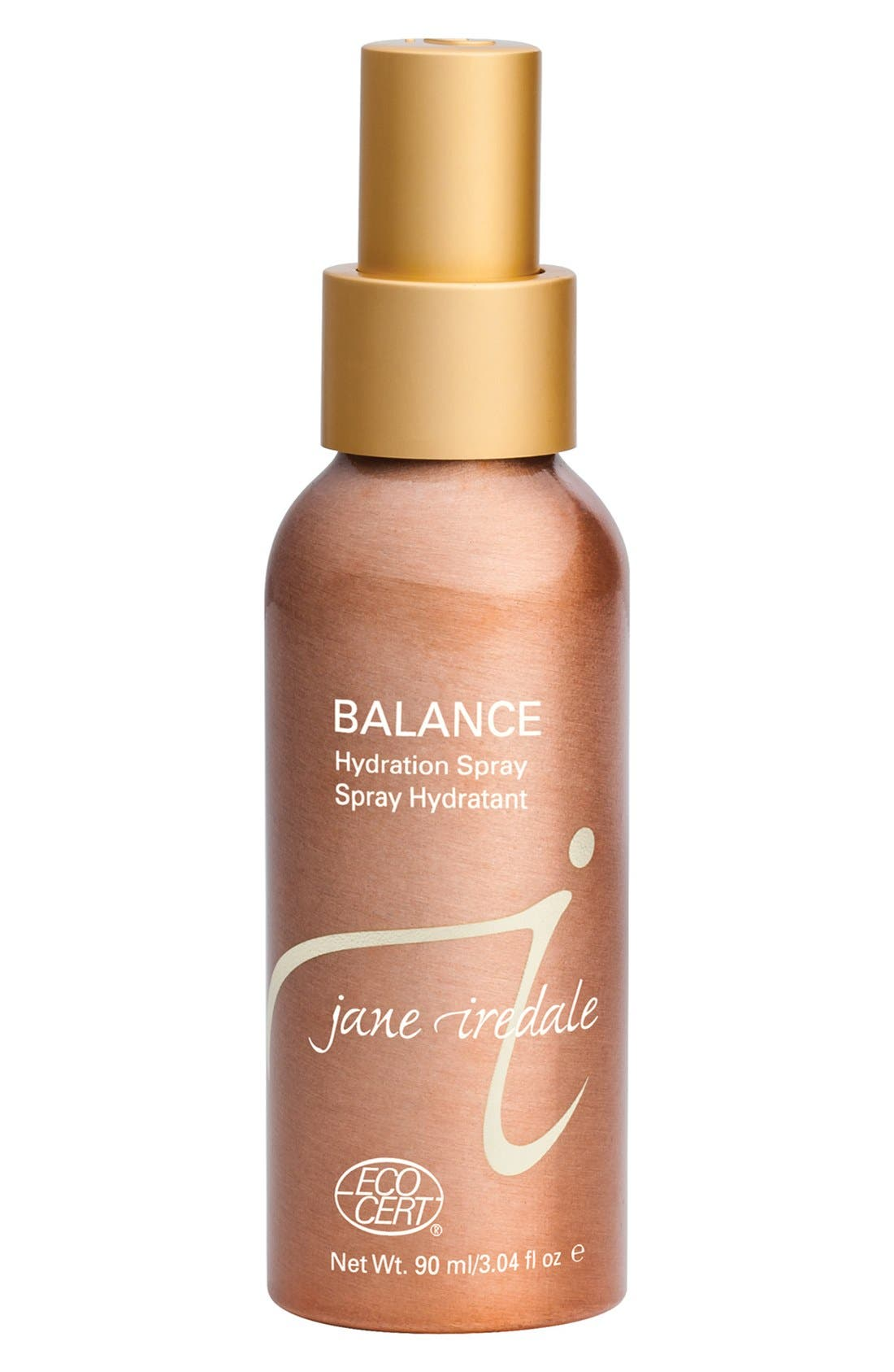 Balance Hydration Spray,                             Main thumbnail 1, color,                             BROWN