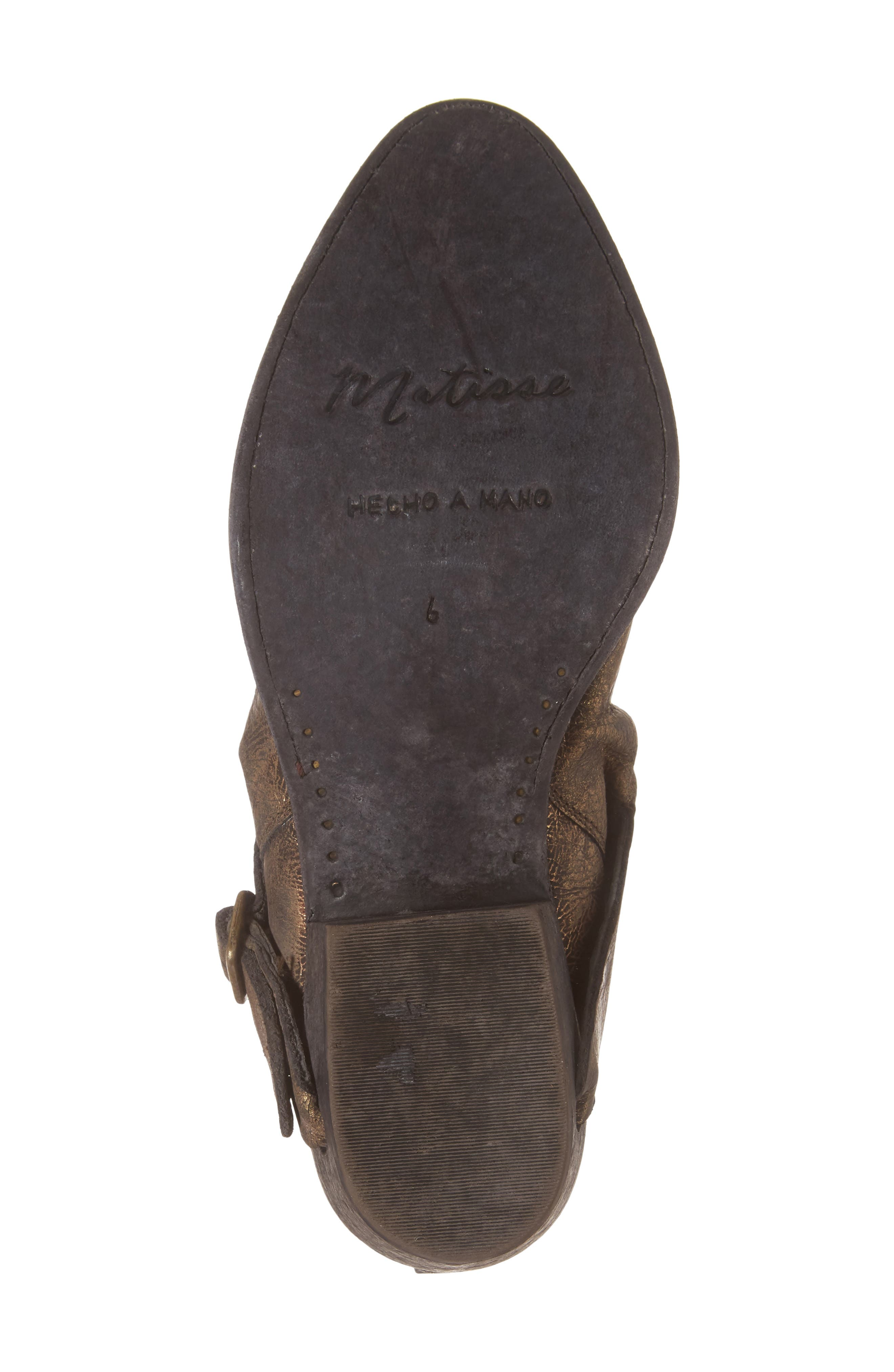 Wills Ruched Bootie,                             Alternate thumbnail 17, color,