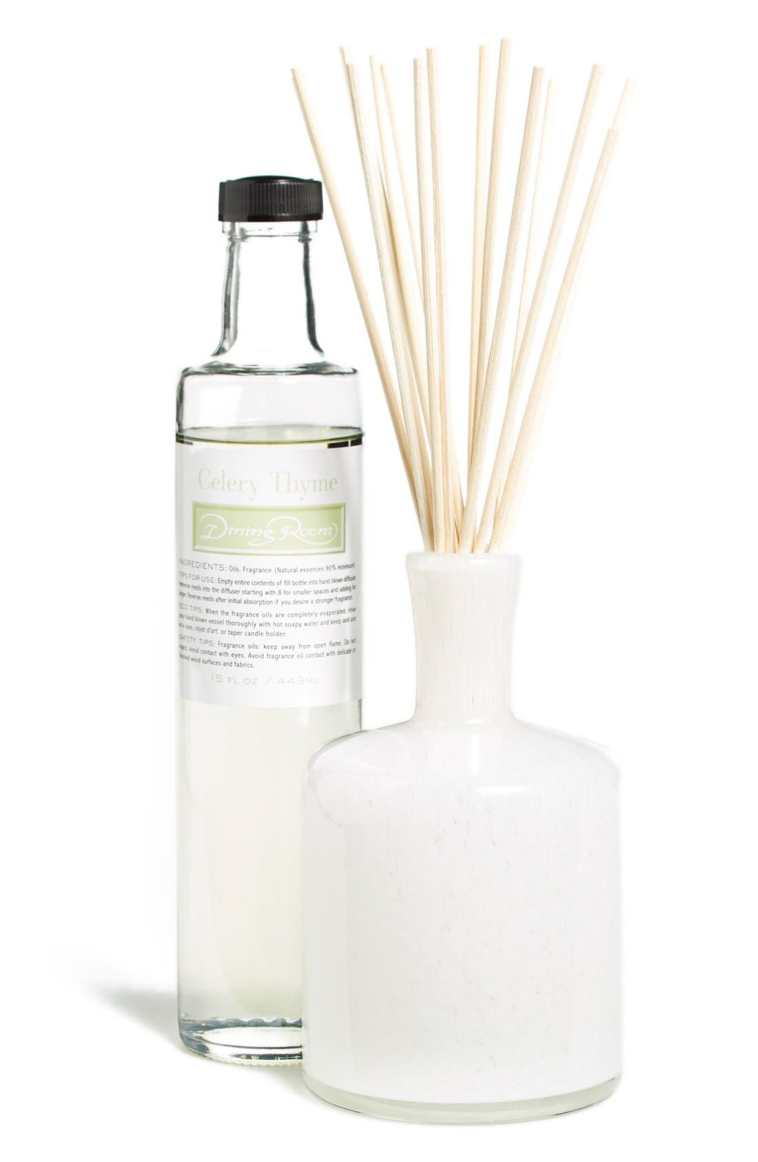 'Celery Thyme - Dining Room' Fragrance Diffuser,                             Main thumbnail 1, color,                             NO COLOR