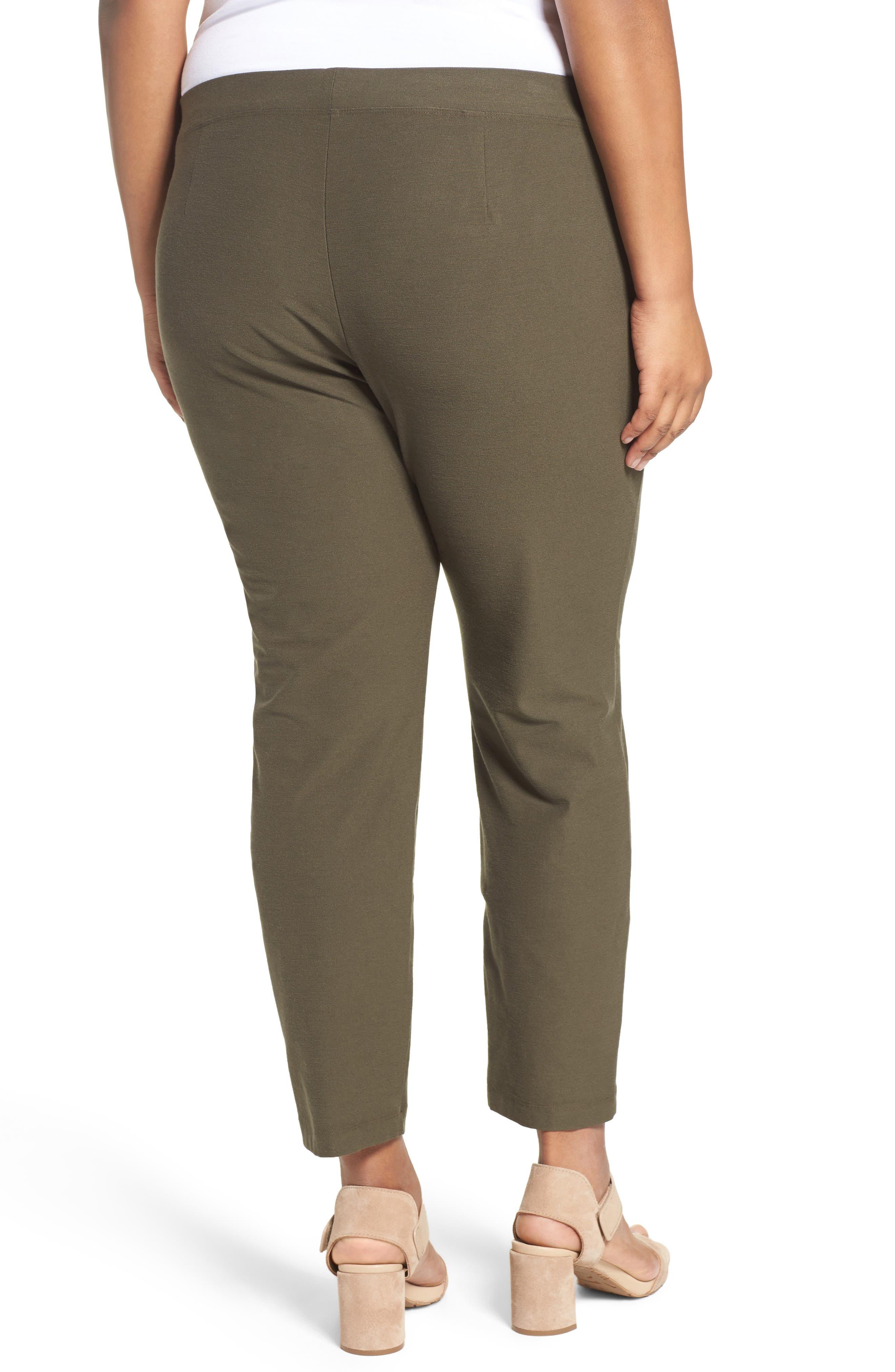 Slim Ankle Pants,                             Alternate thumbnail 47, color,