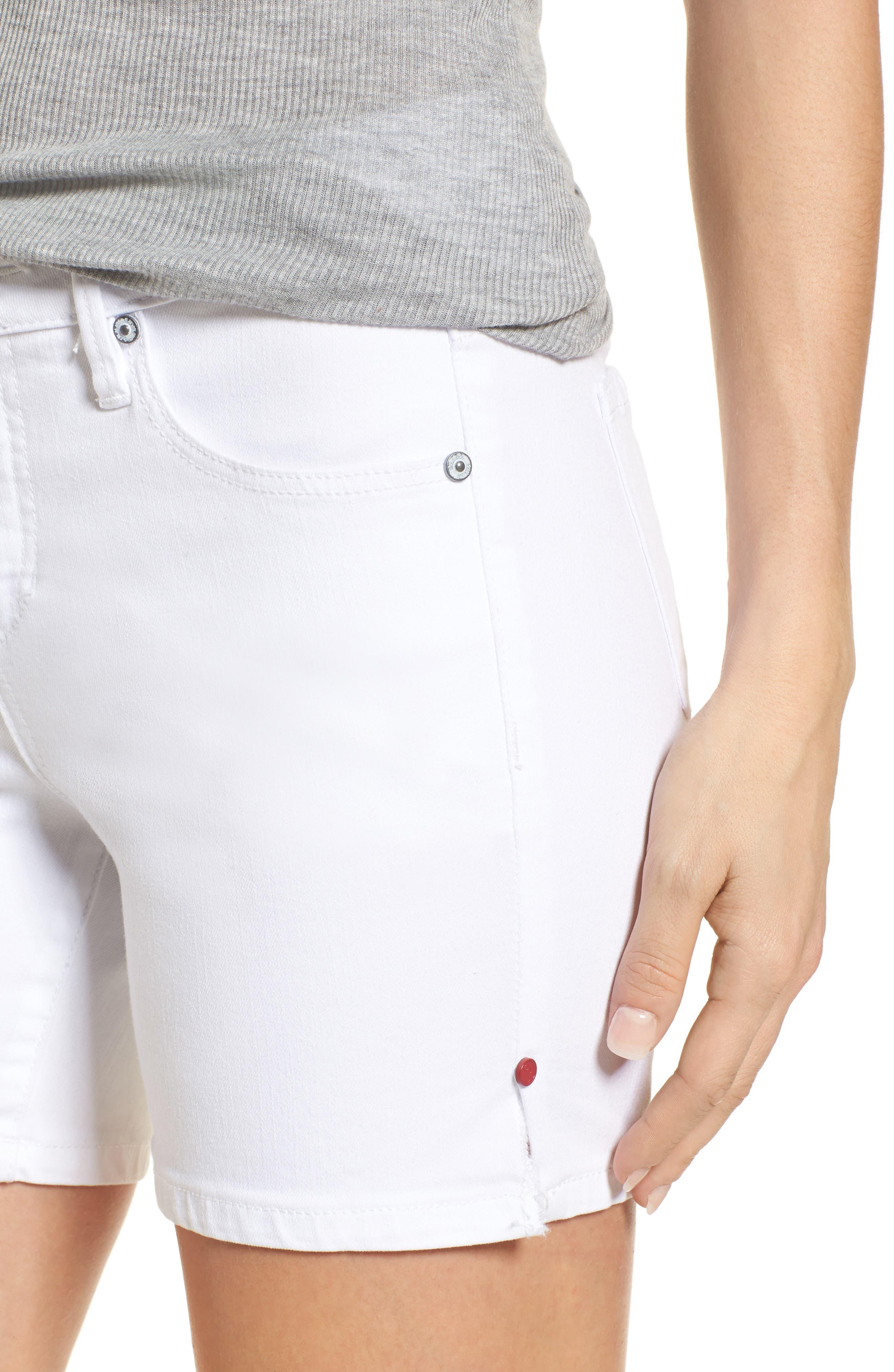Side Vent Shorts,                             Alternate thumbnail 4, color,