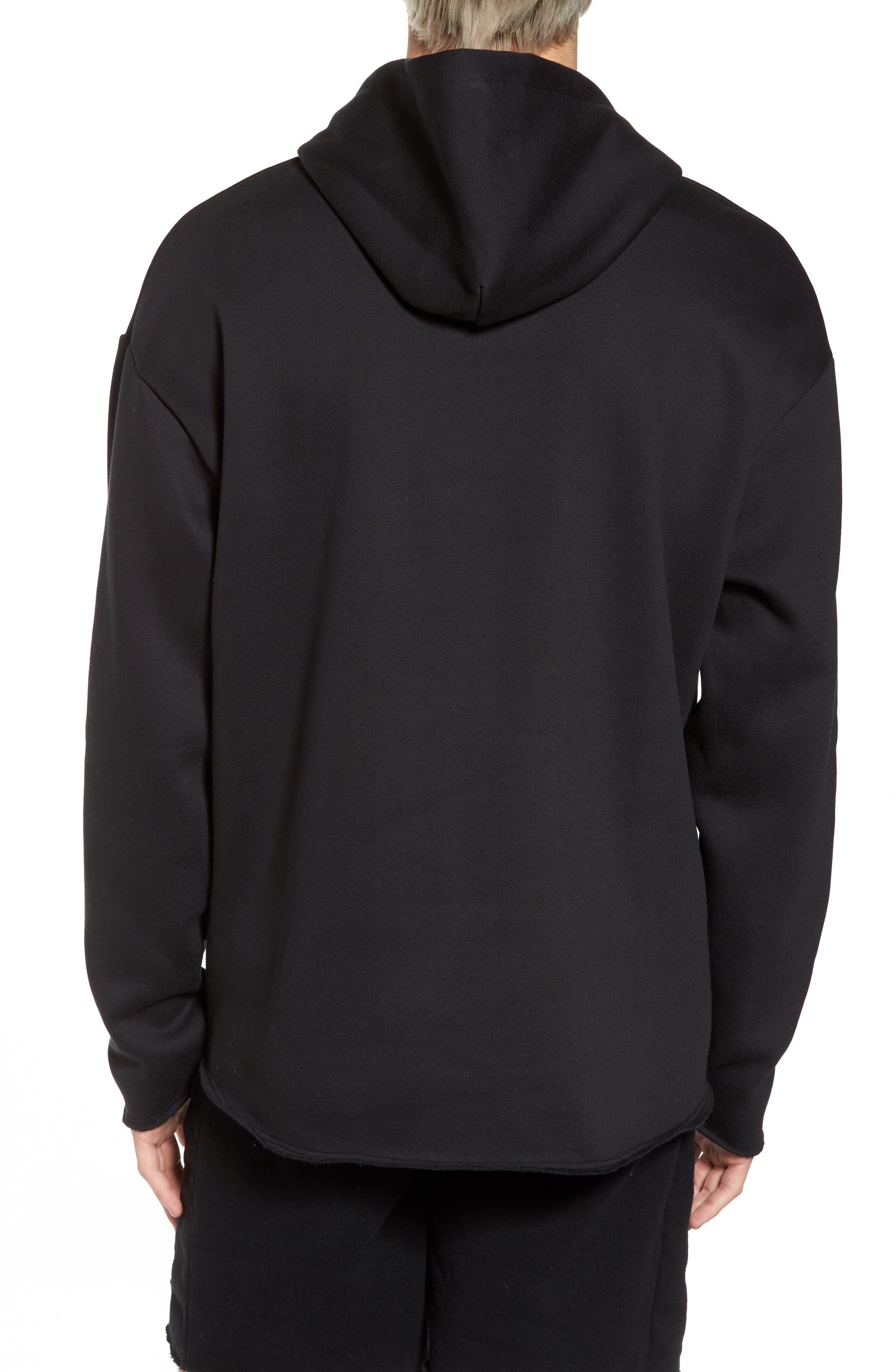 Surf Check Icon Hoodie,                             Alternate thumbnail 2, color,                             010