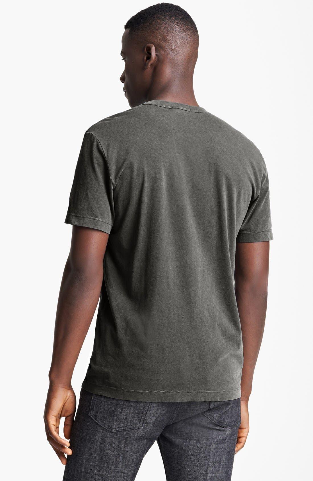 Crewneck Jersey T-Shirt,                             Alternate thumbnail 157, color,