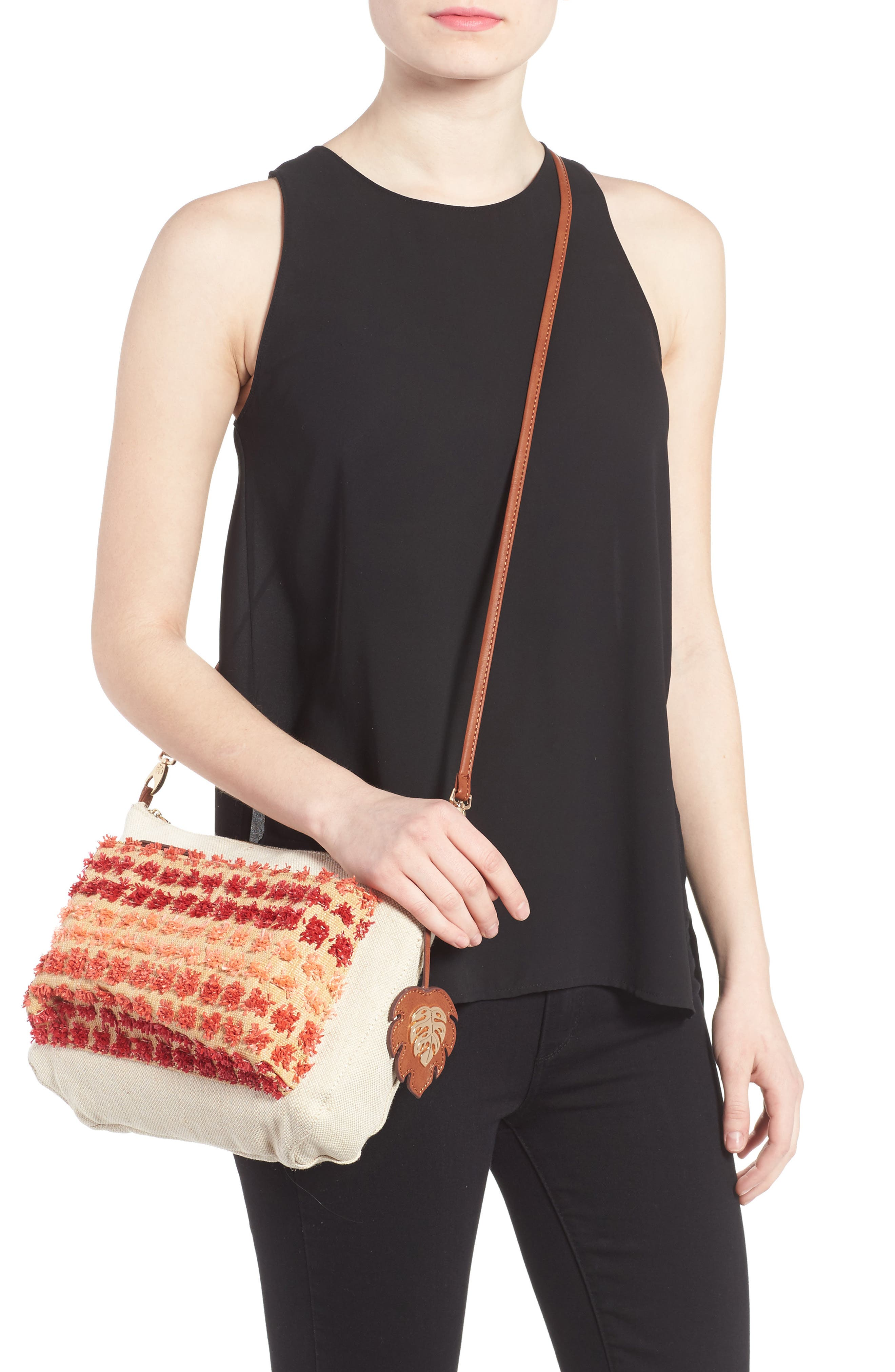 Koki Beach Crossbody Bag,                             Alternate thumbnail 3, color,                             250