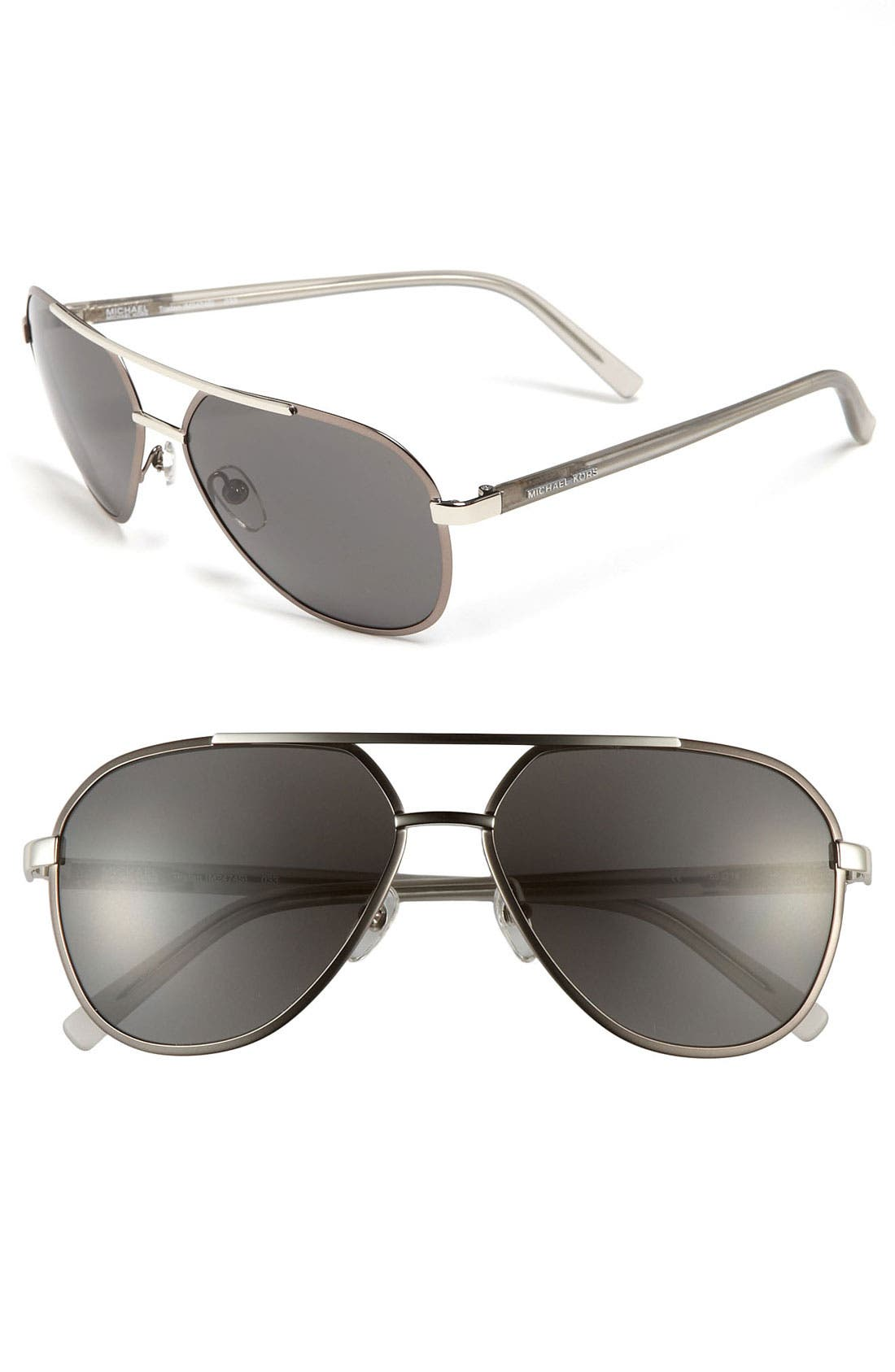 'Tristan' 59mm Aviator Sunglasses,                             Main thumbnail 2, color,