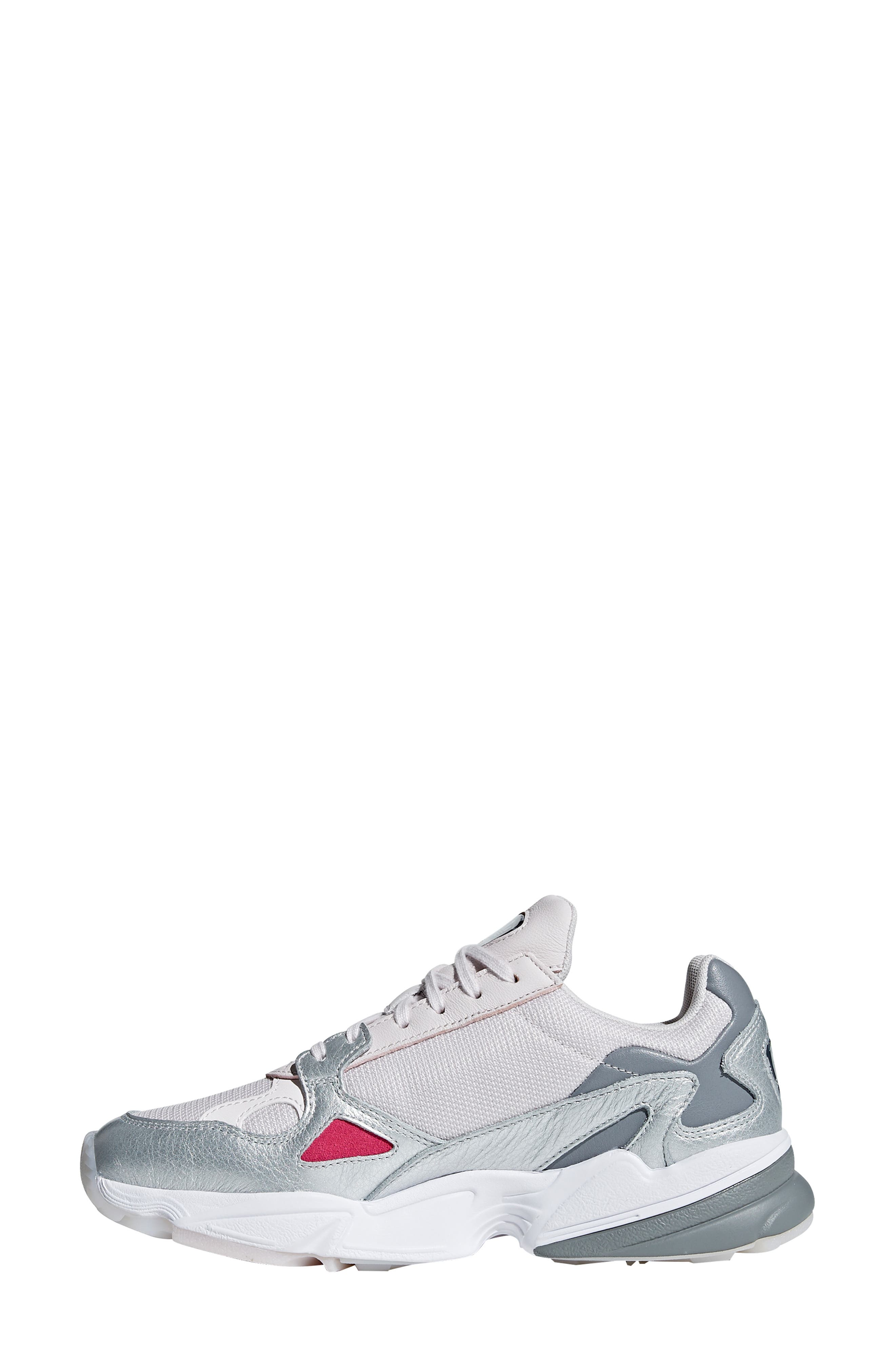 Falcon Sneaker,                             Alternate thumbnail 6, color,                             ORCHID TINT/ SILVER