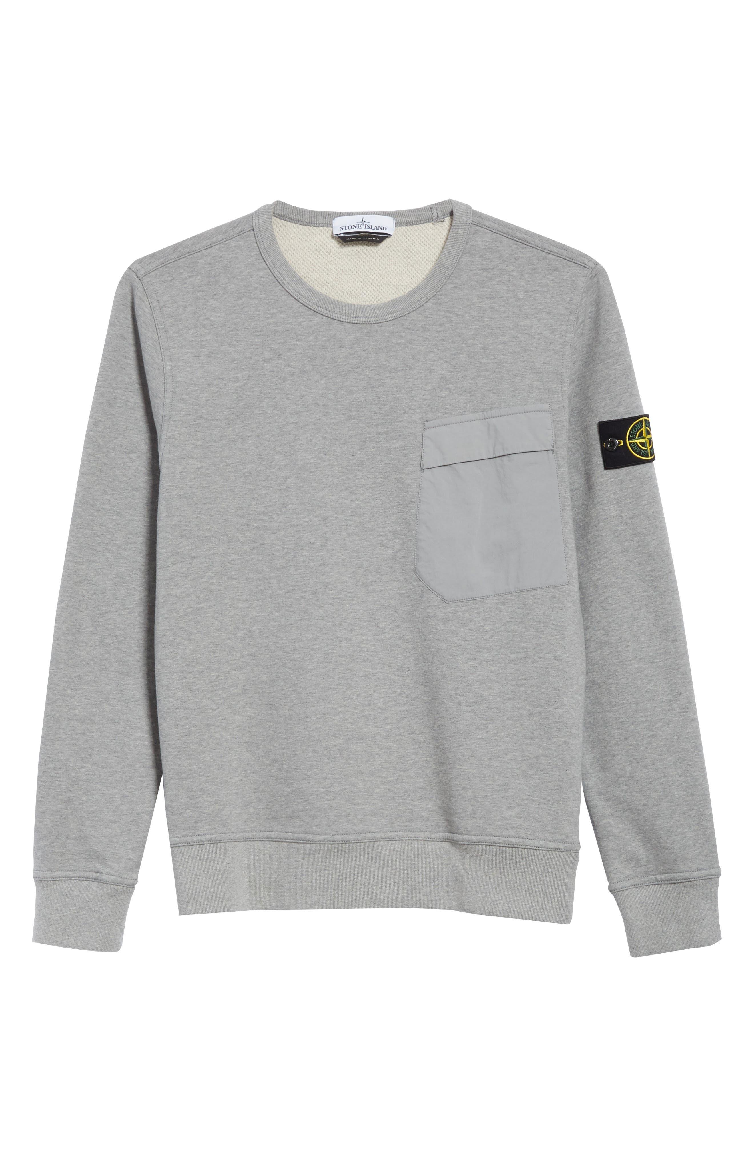 Pocket Sweatshirt,                             Alternate thumbnail 16, color,