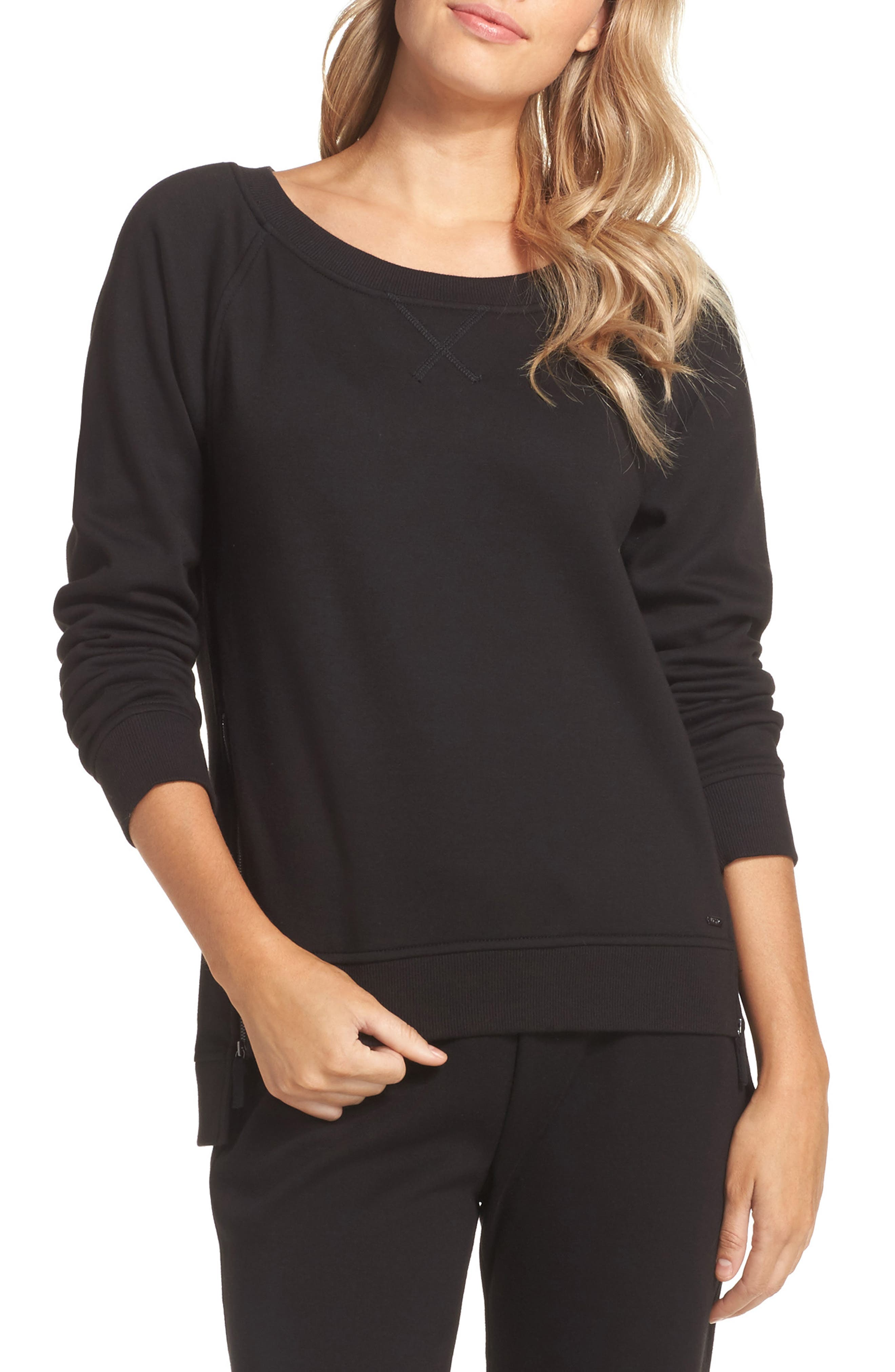 Morgan Pullover,                         Main,                         color, 001