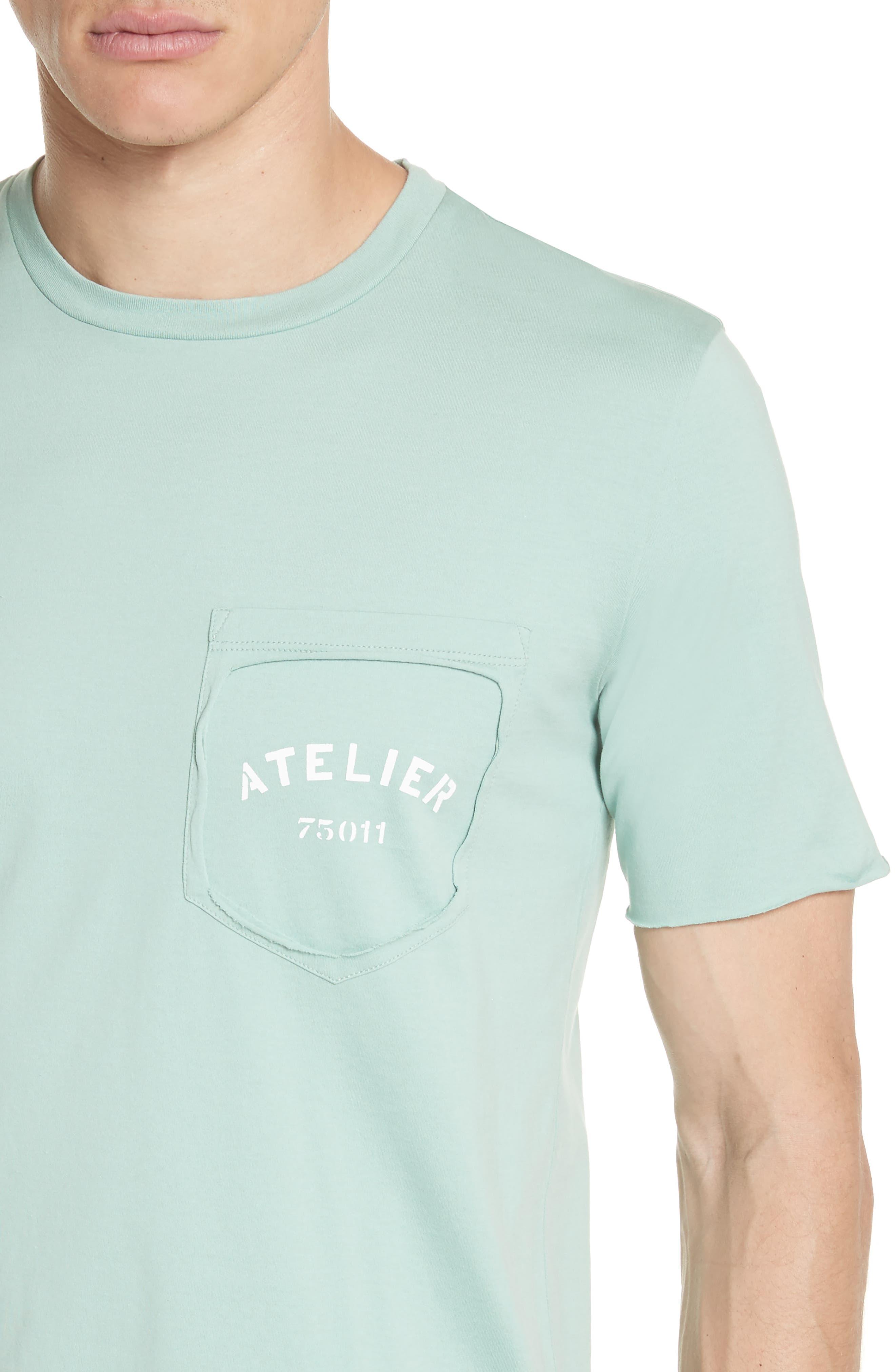 Missing Pocket T-Shirt,                             Alternate thumbnail 4, color,                             330