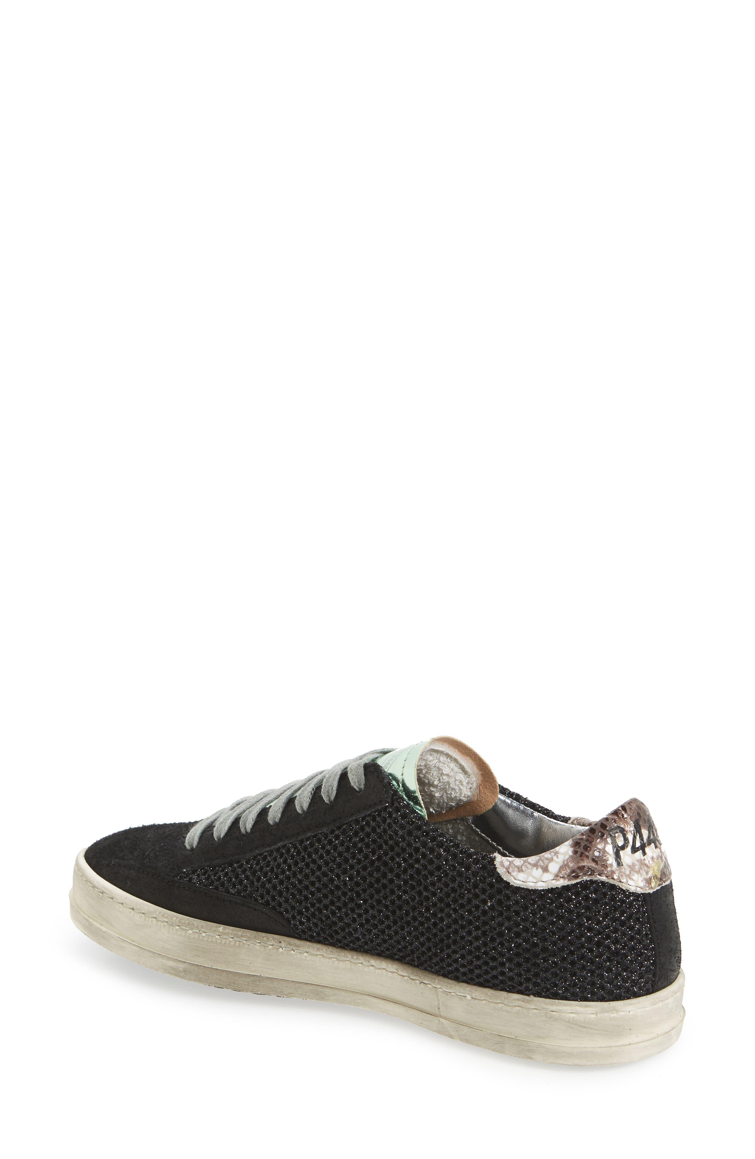 John Sneaker,                             Alternate thumbnail 2, color,                             GLITTER TECHNICAL MESH