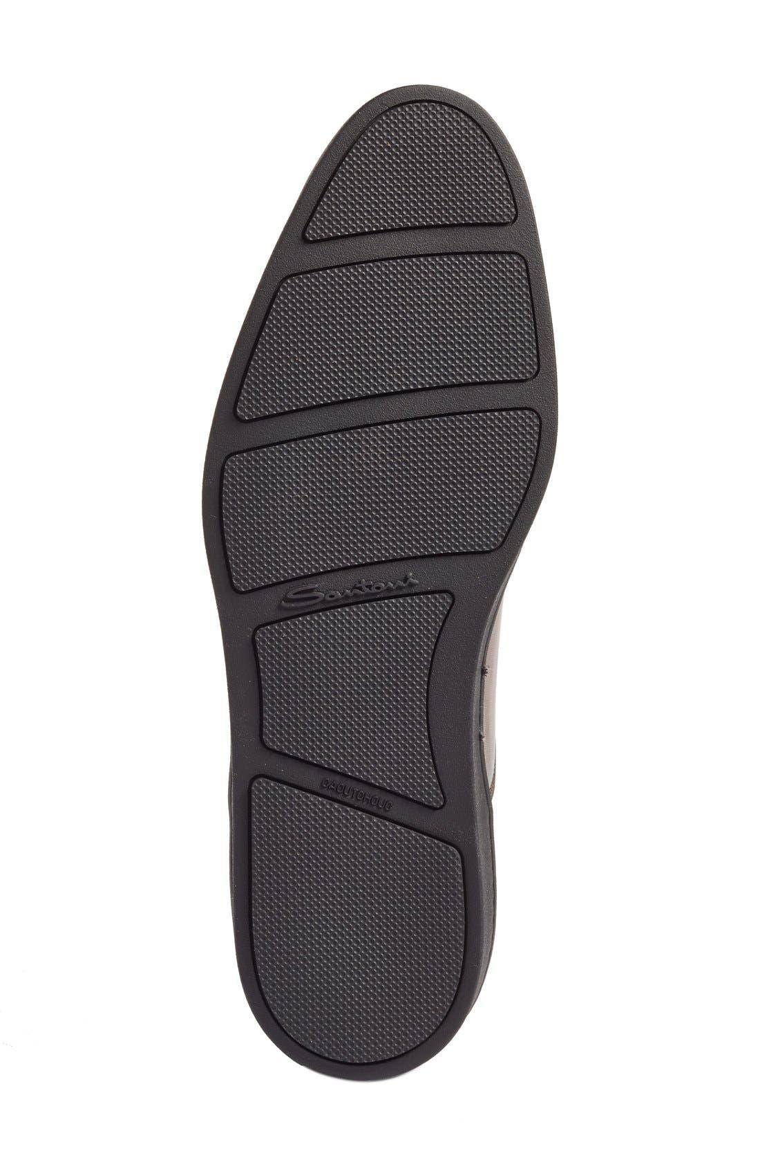 'Durbin' Oxford Sneaker,                             Alternate thumbnail 4, color,                             209
