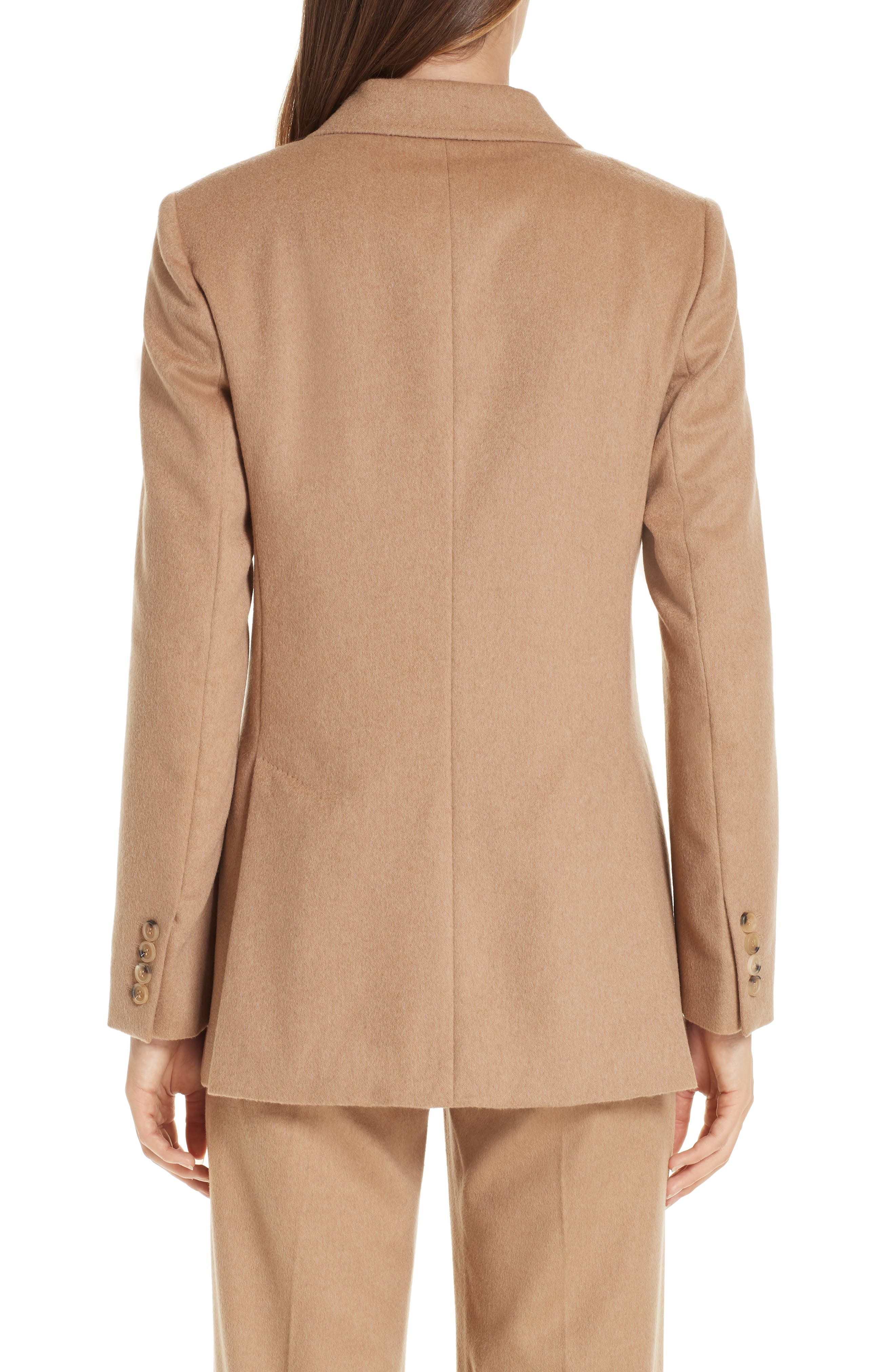 Panteon Camel Hair Jacket,                             Alternate thumbnail 2, color,                             232
