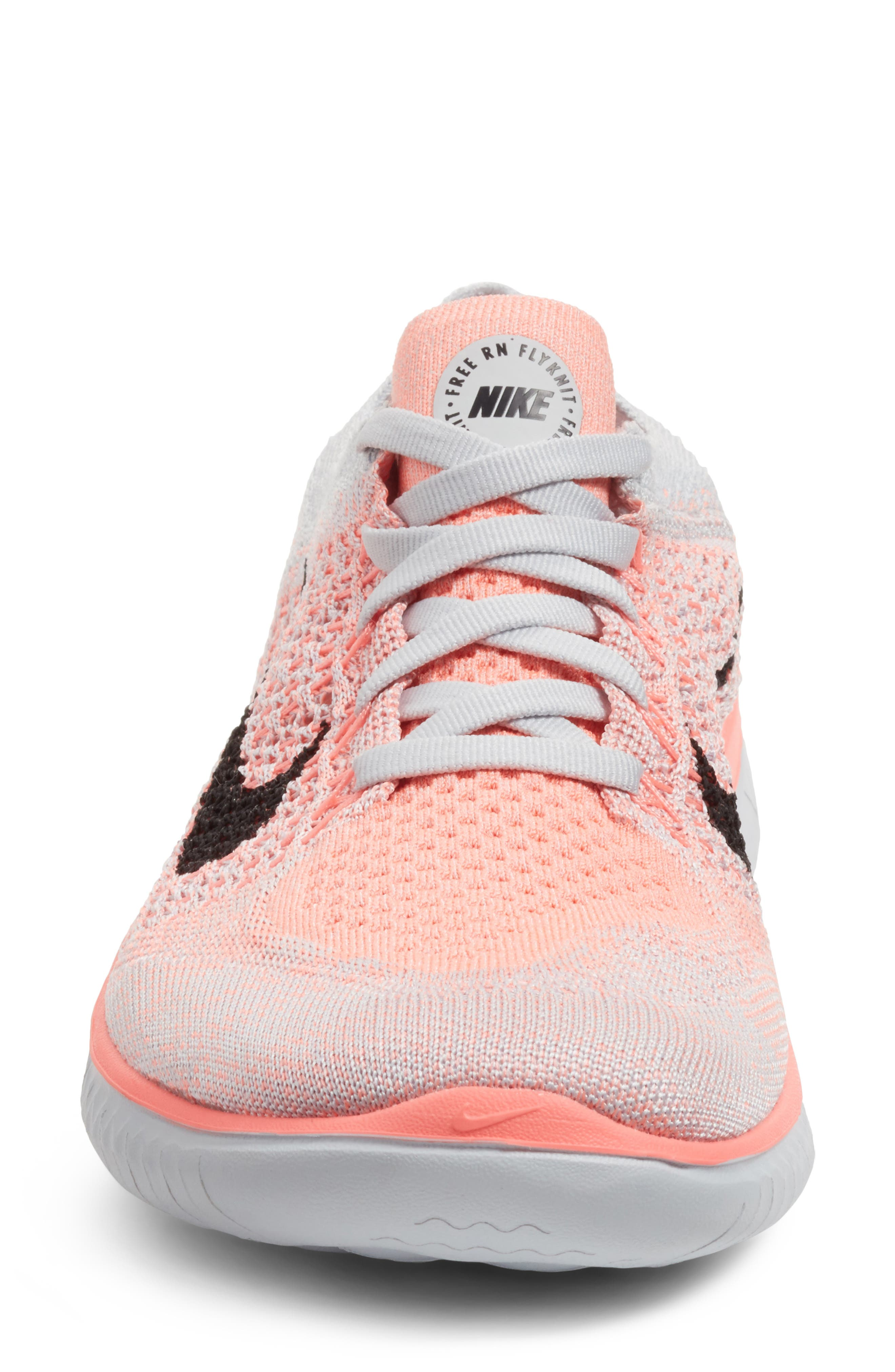 Free RN Flyknit 2018 Running Shoe,                             Alternate thumbnail 43, color,