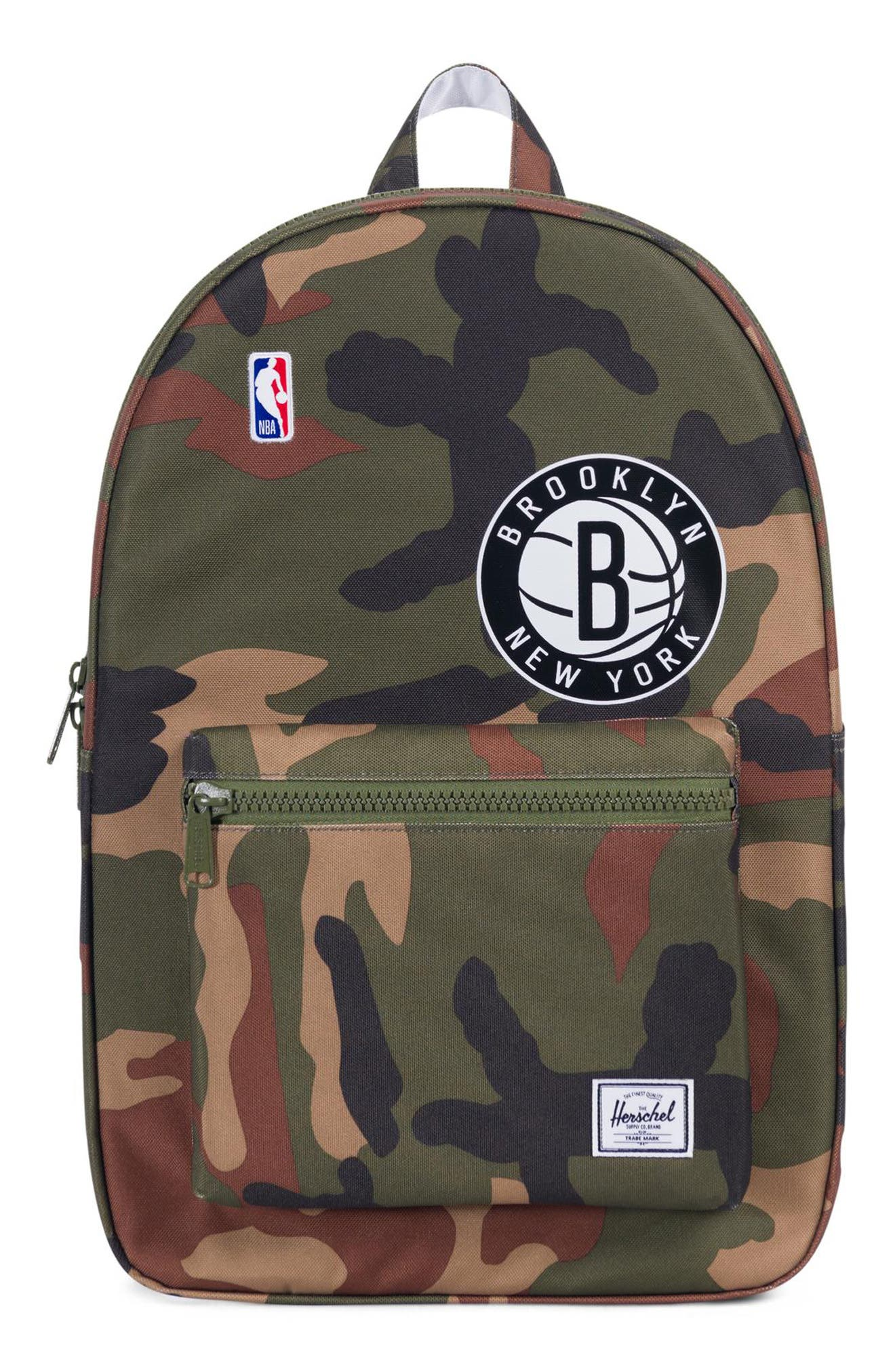 Herschel Supply Co. Superfan Settlement Nba Backpack - Green