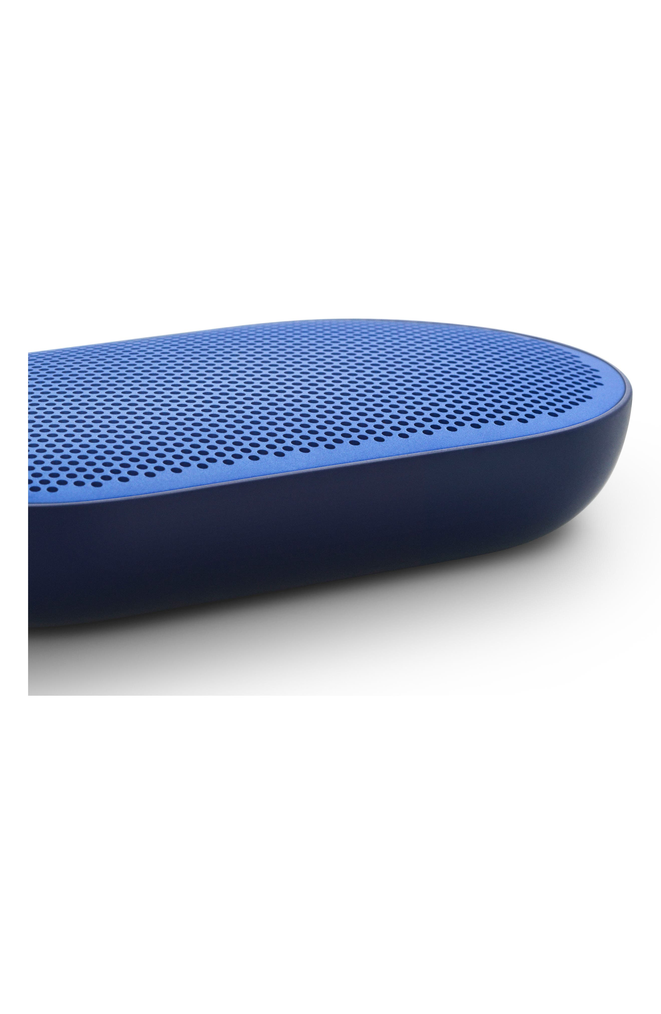 Beoplay P2 Portable Bluetooth<sup>®</sup> Speaker,                             Alternate thumbnail 2, color,                             BLUE