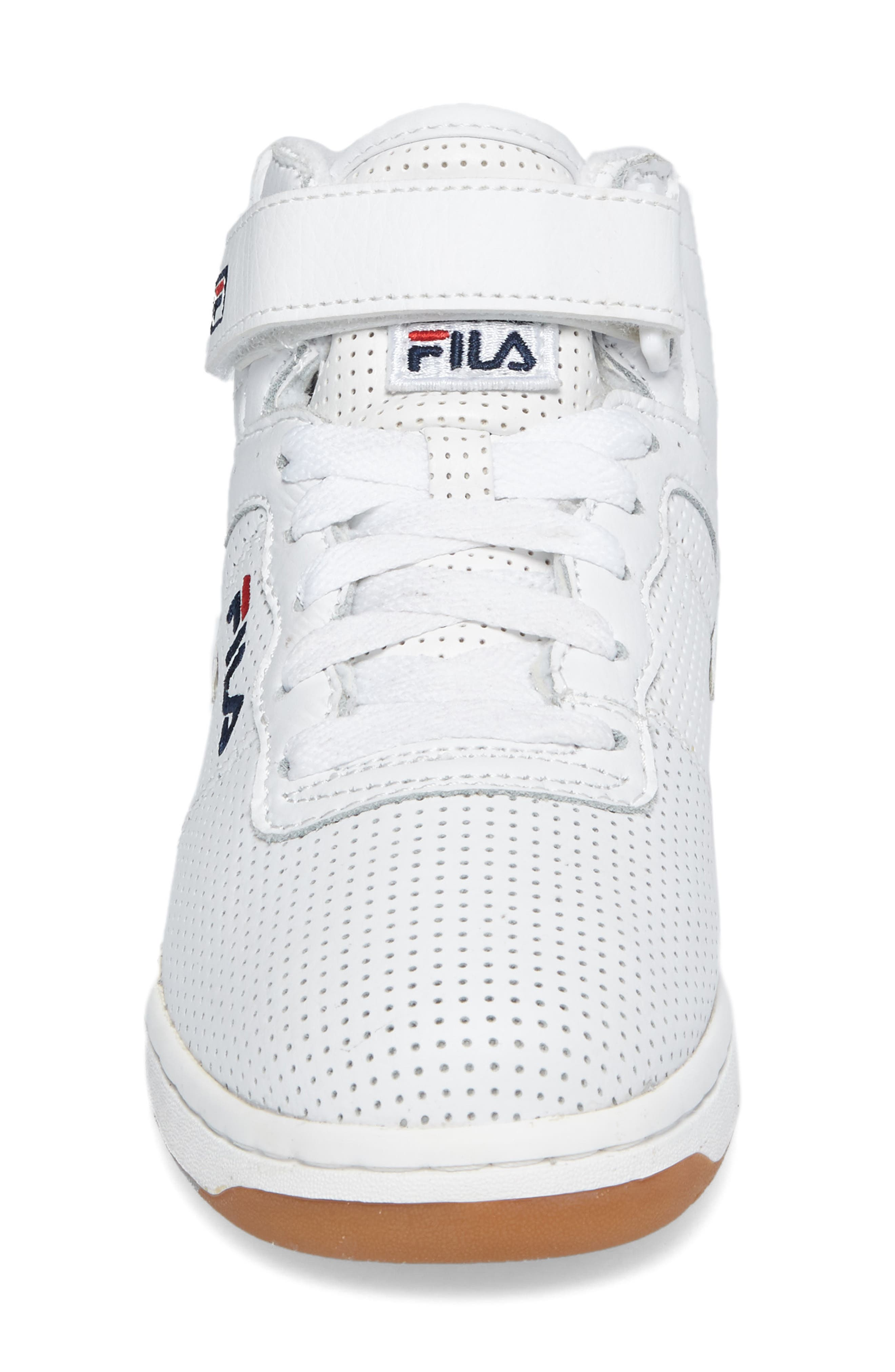 F-13 Perforated High Top Sneaker,                             Alternate thumbnail 4, color,                             150