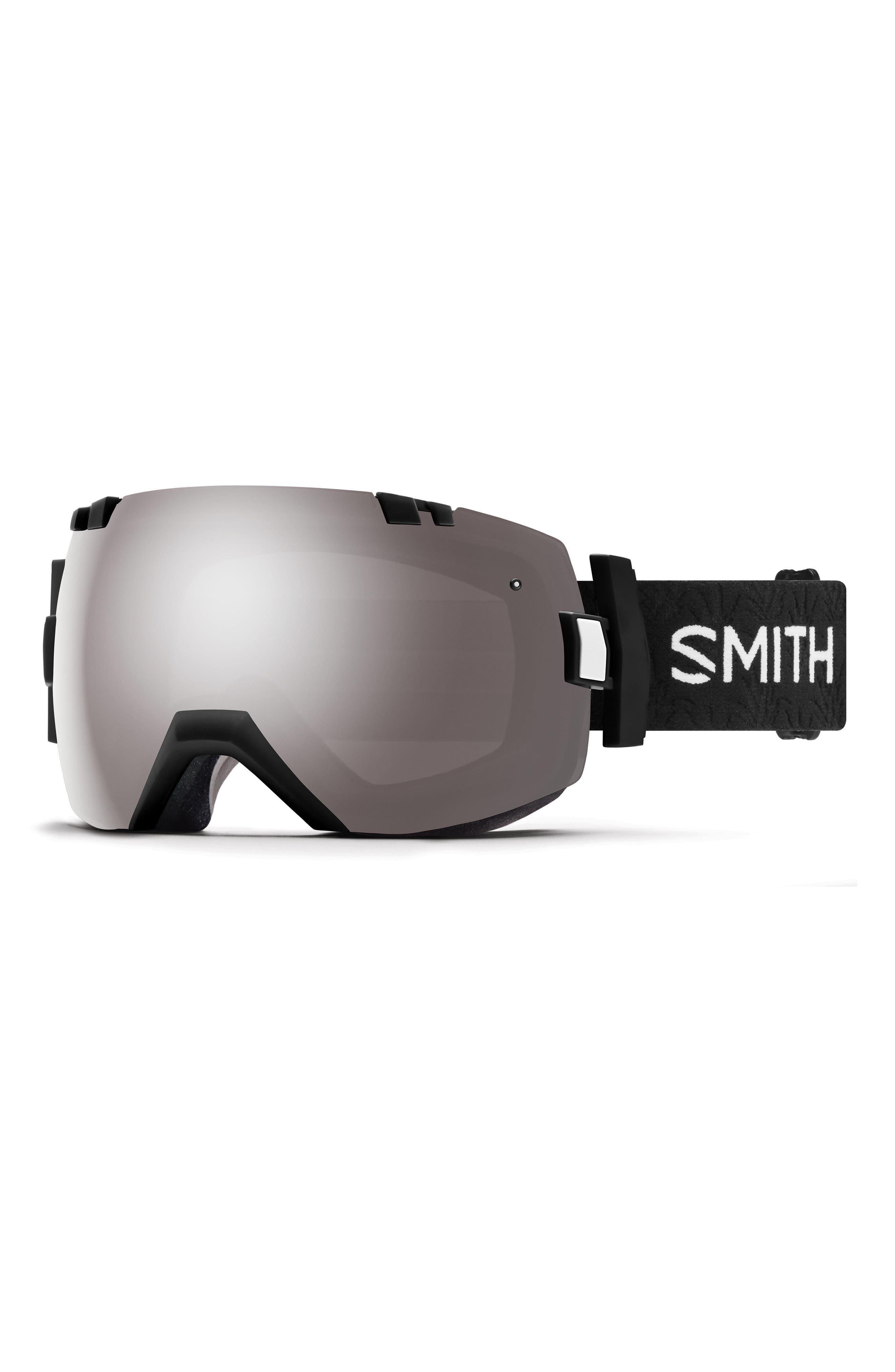 I/OX 205mm Chromapop Snow Goggles,                             Main thumbnail 1, color,                             001