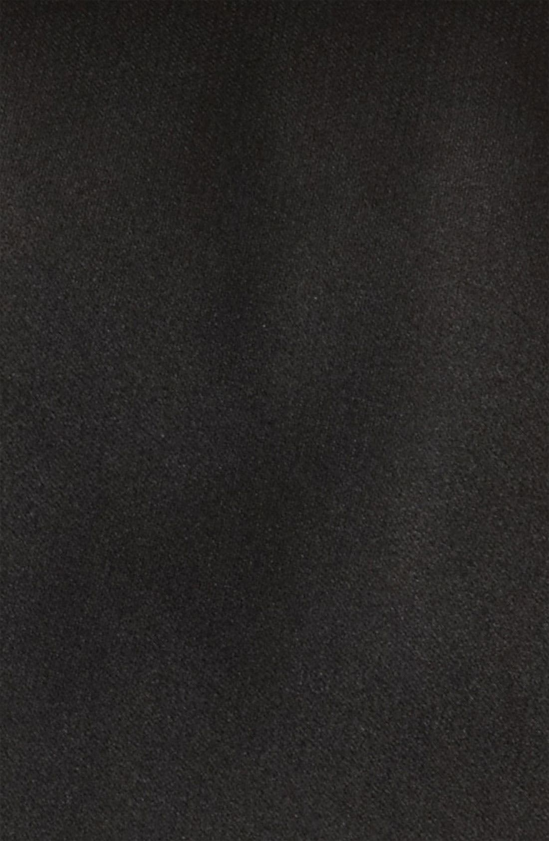 HUGO BOSS Woven Silk Tie,                             Alternate thumbnail 2, color,                             001