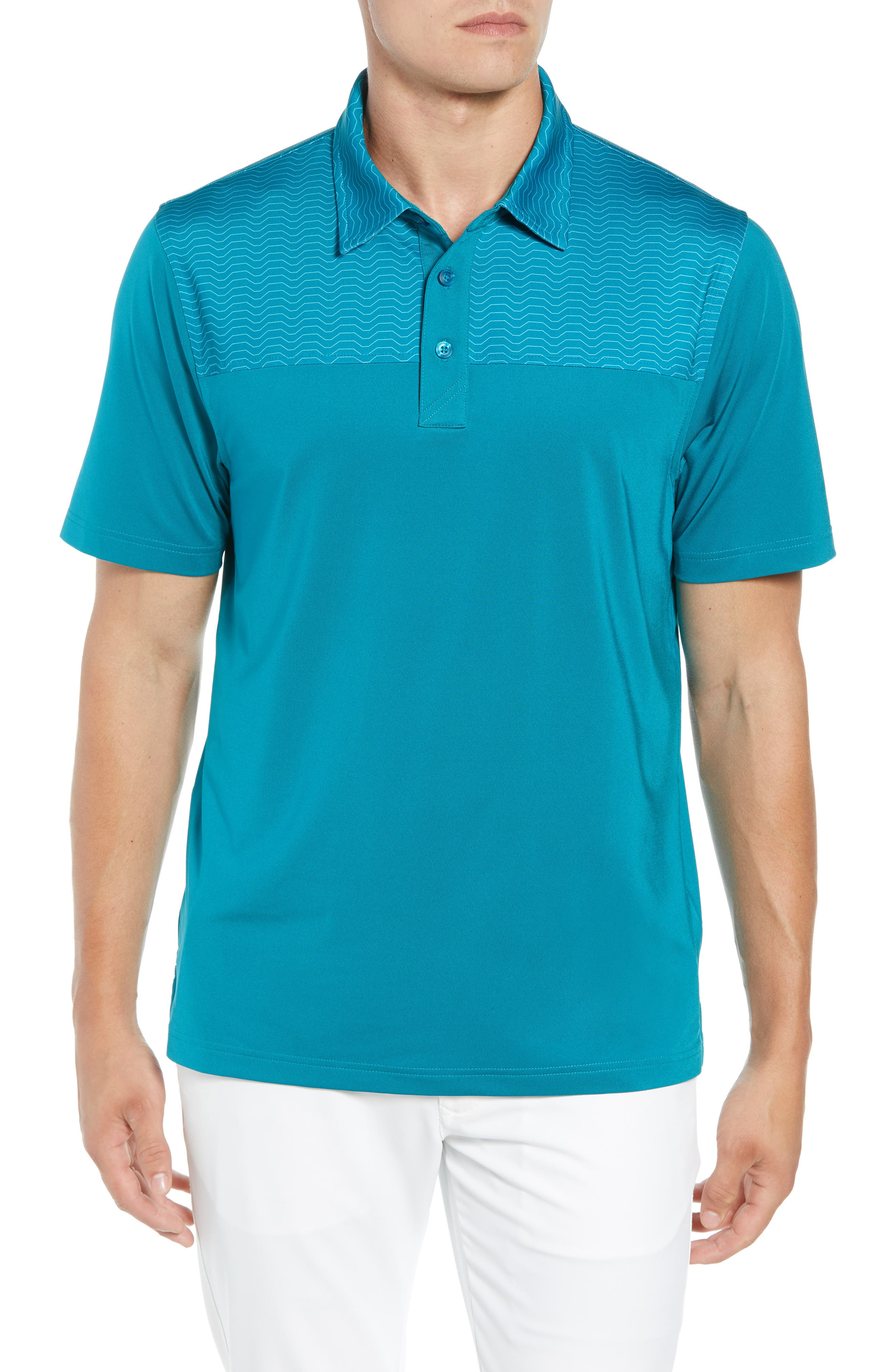 CUTTER & BUCK Kevin DryTec Polo, Main, color, 400
